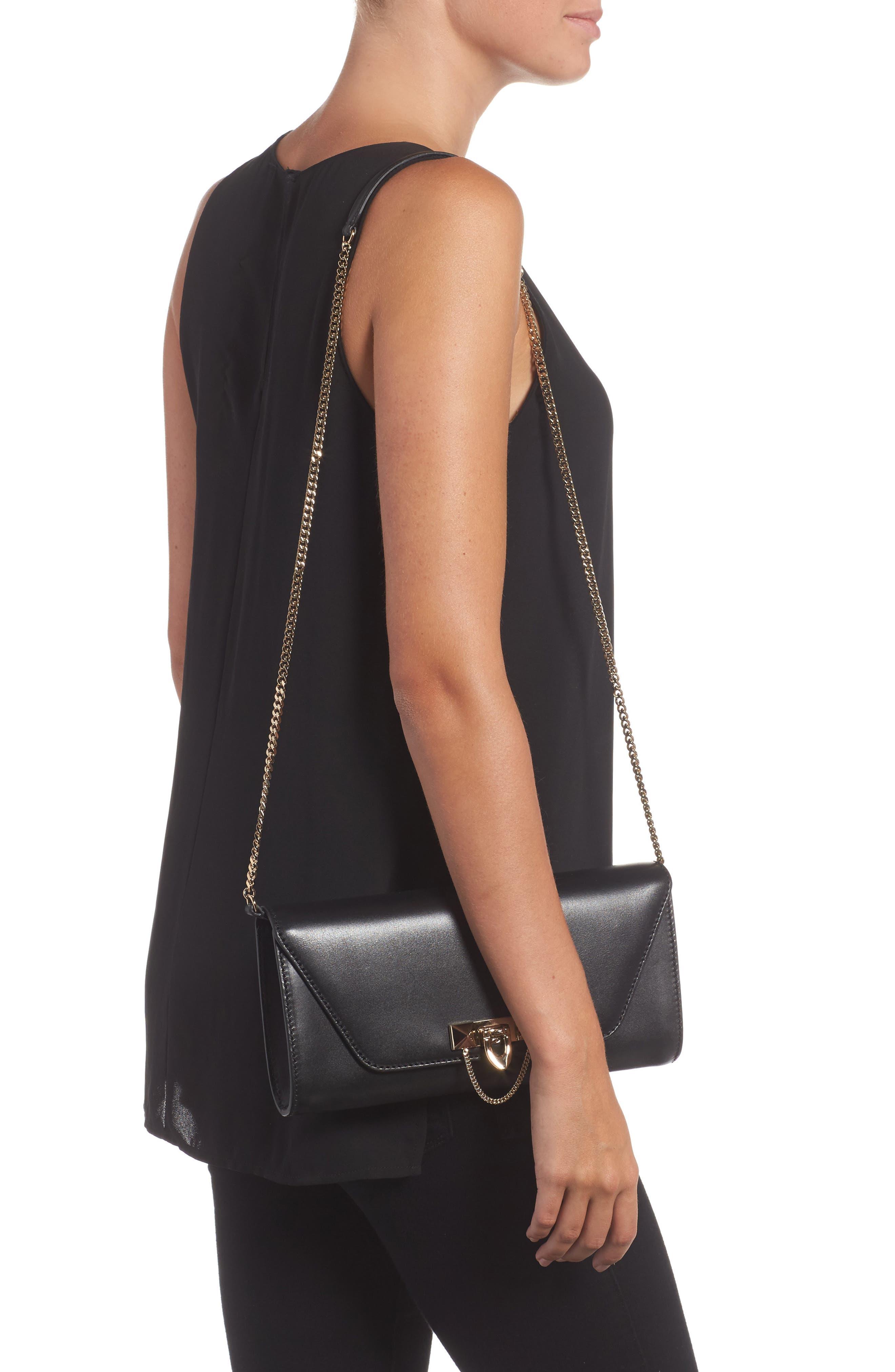 Alternate Image 2  - Valentino Studded Leather Shoulder Bag