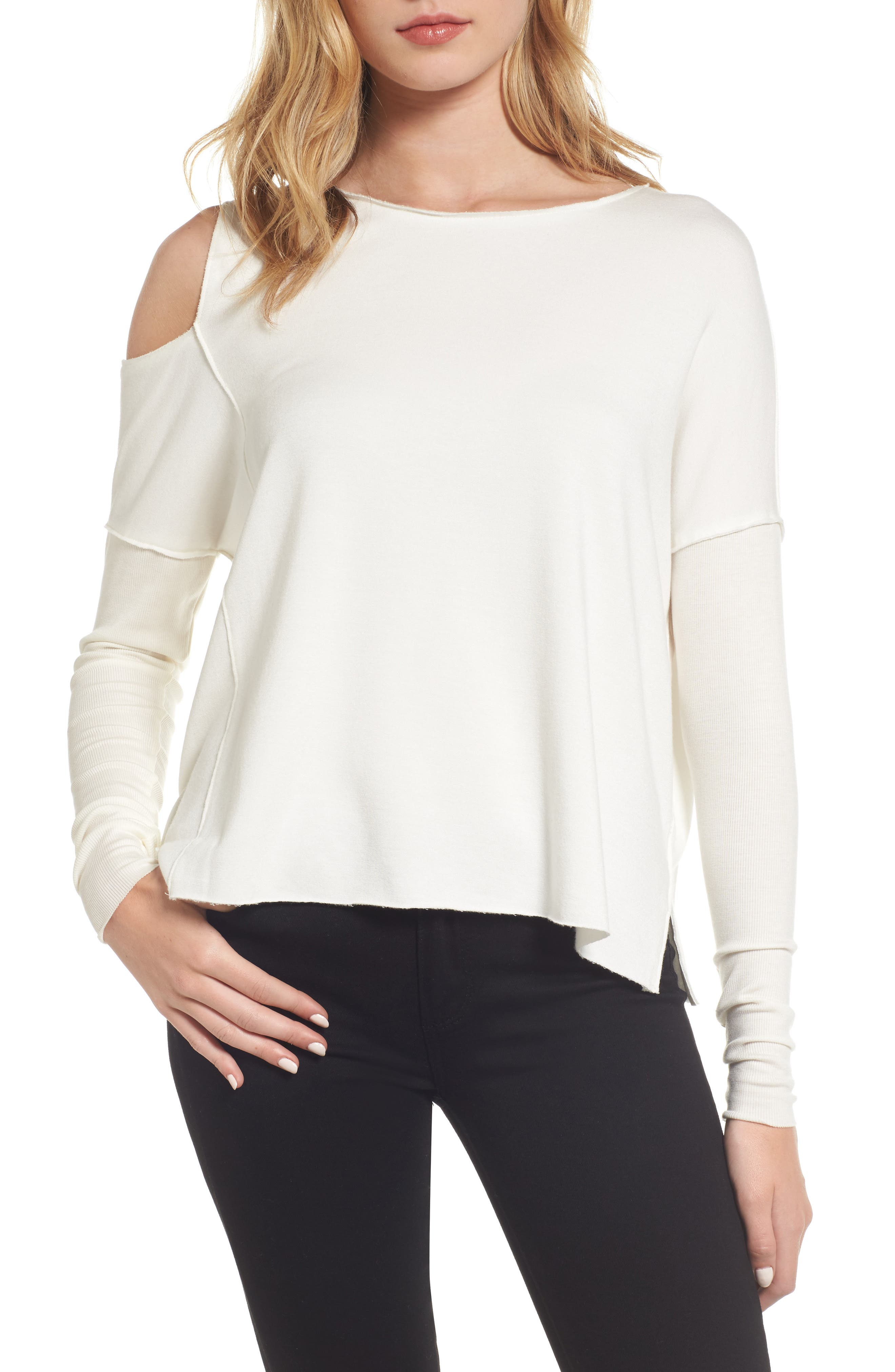 Bailey 44 Magic Lamp Cold Shoulder Top