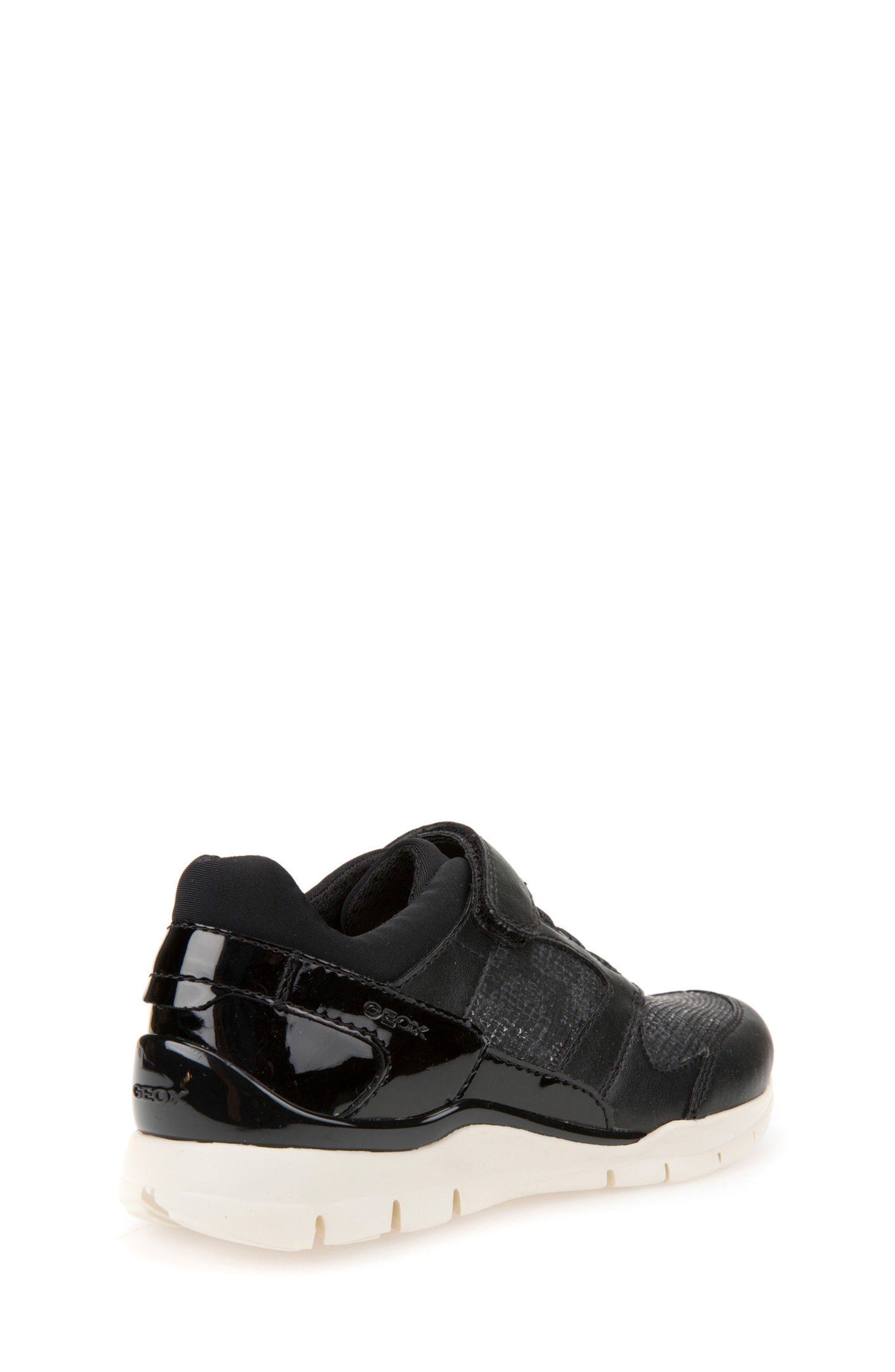 Sukie Sneaker,                             Alternate thumbnail 7, color,                             Black