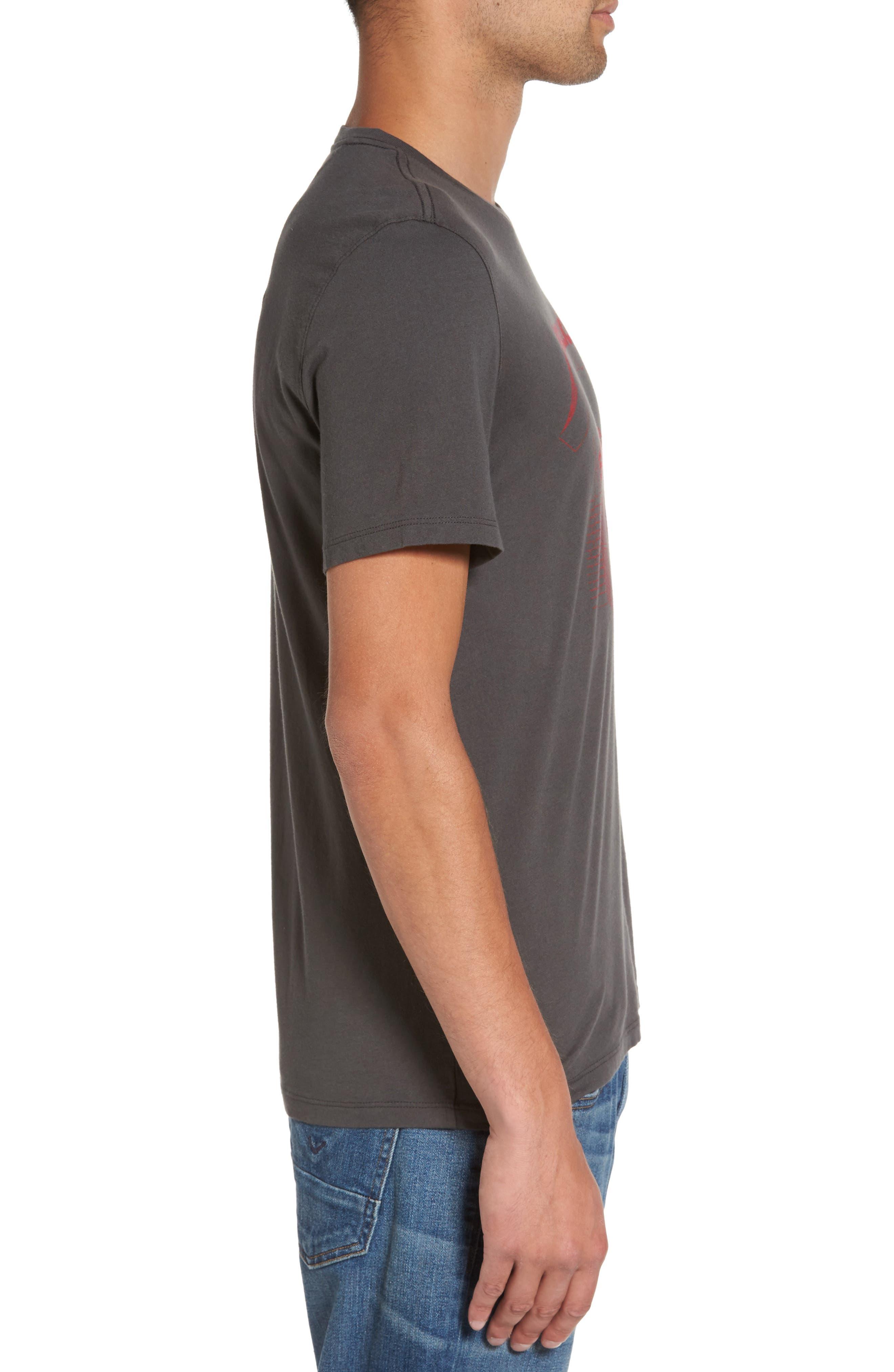 Alternate Image 3  - John Varvatos Star USA Metallica Sanitarium Graphic T-Shirt