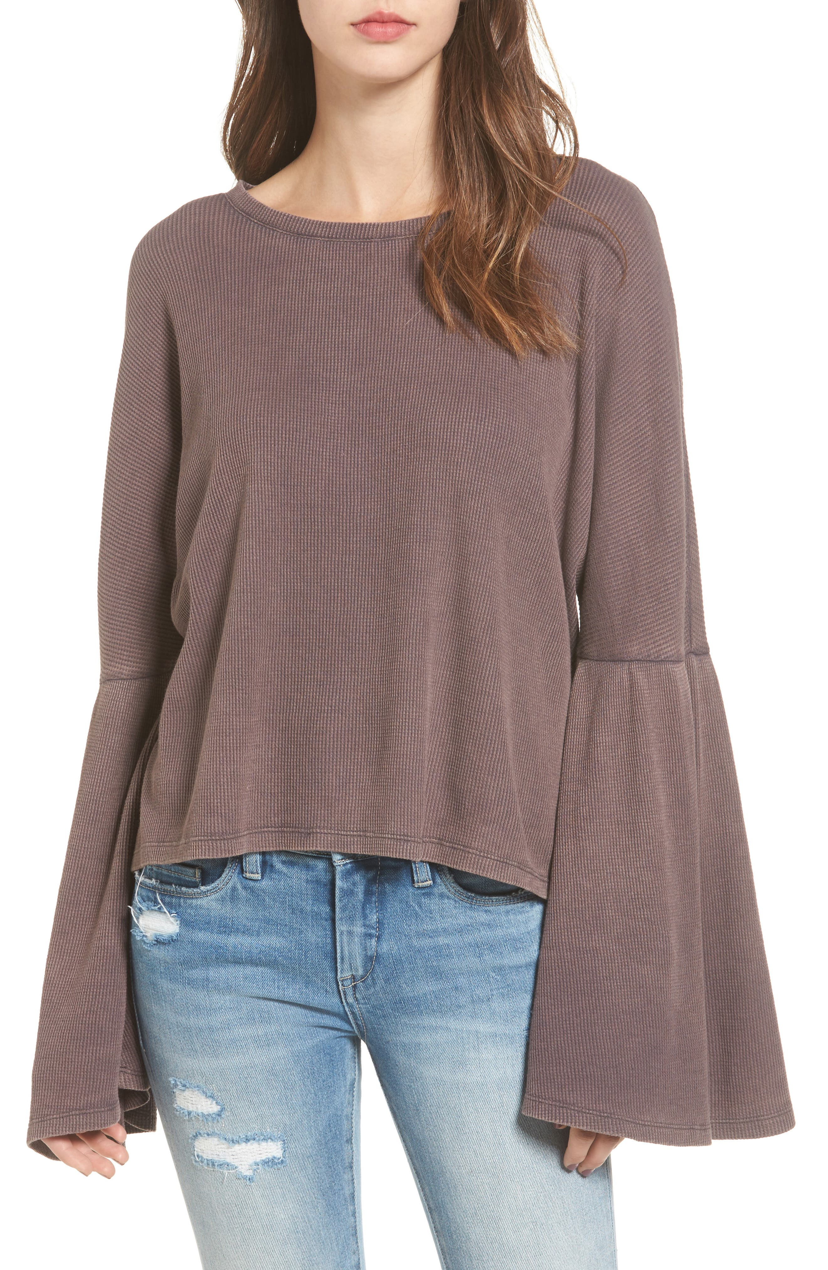 BP. Washed Bell Sleeve Tee
