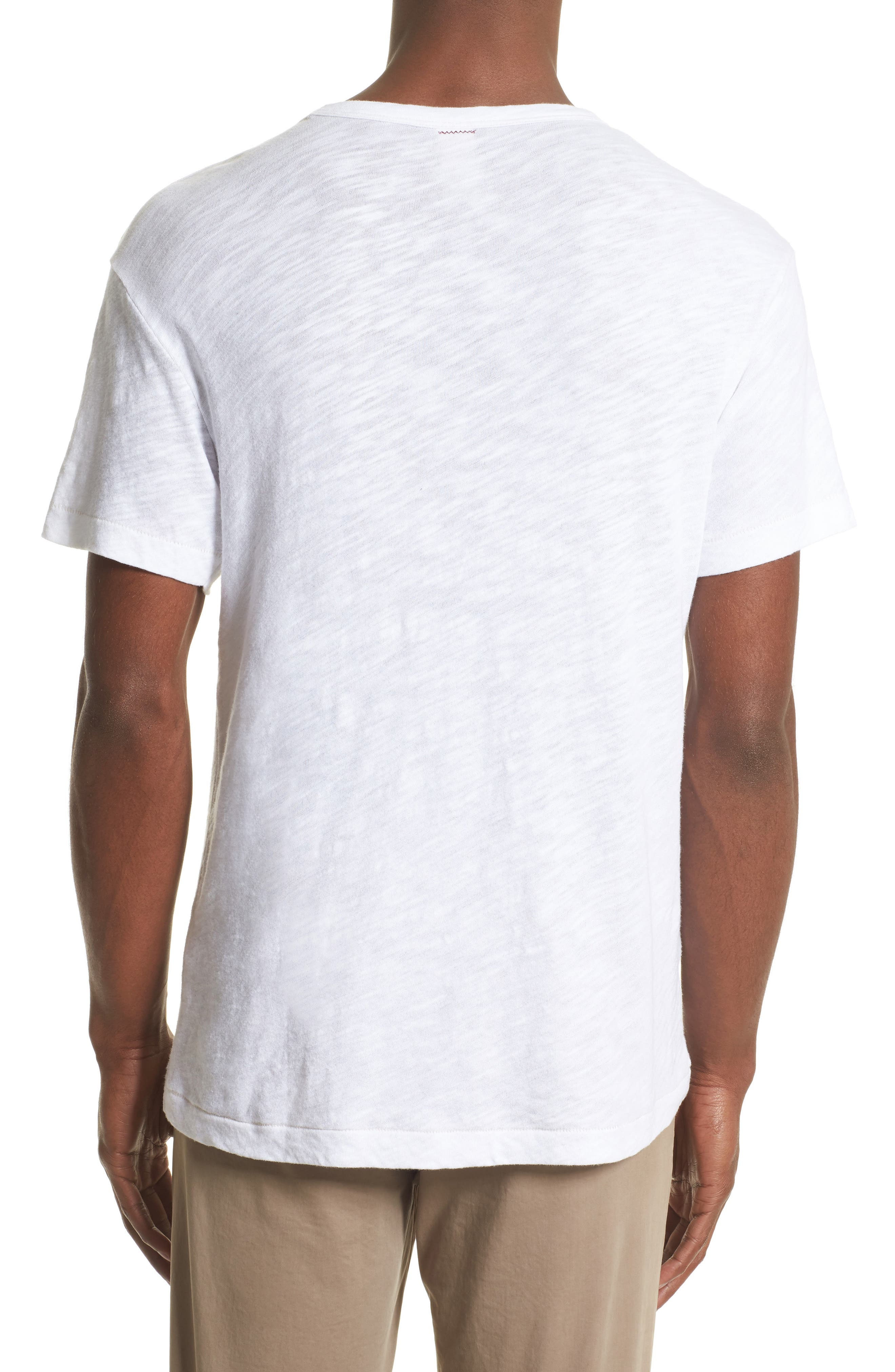 Alternate Image 2  - Todd Snyder + Champion Crewneck T-Shirt