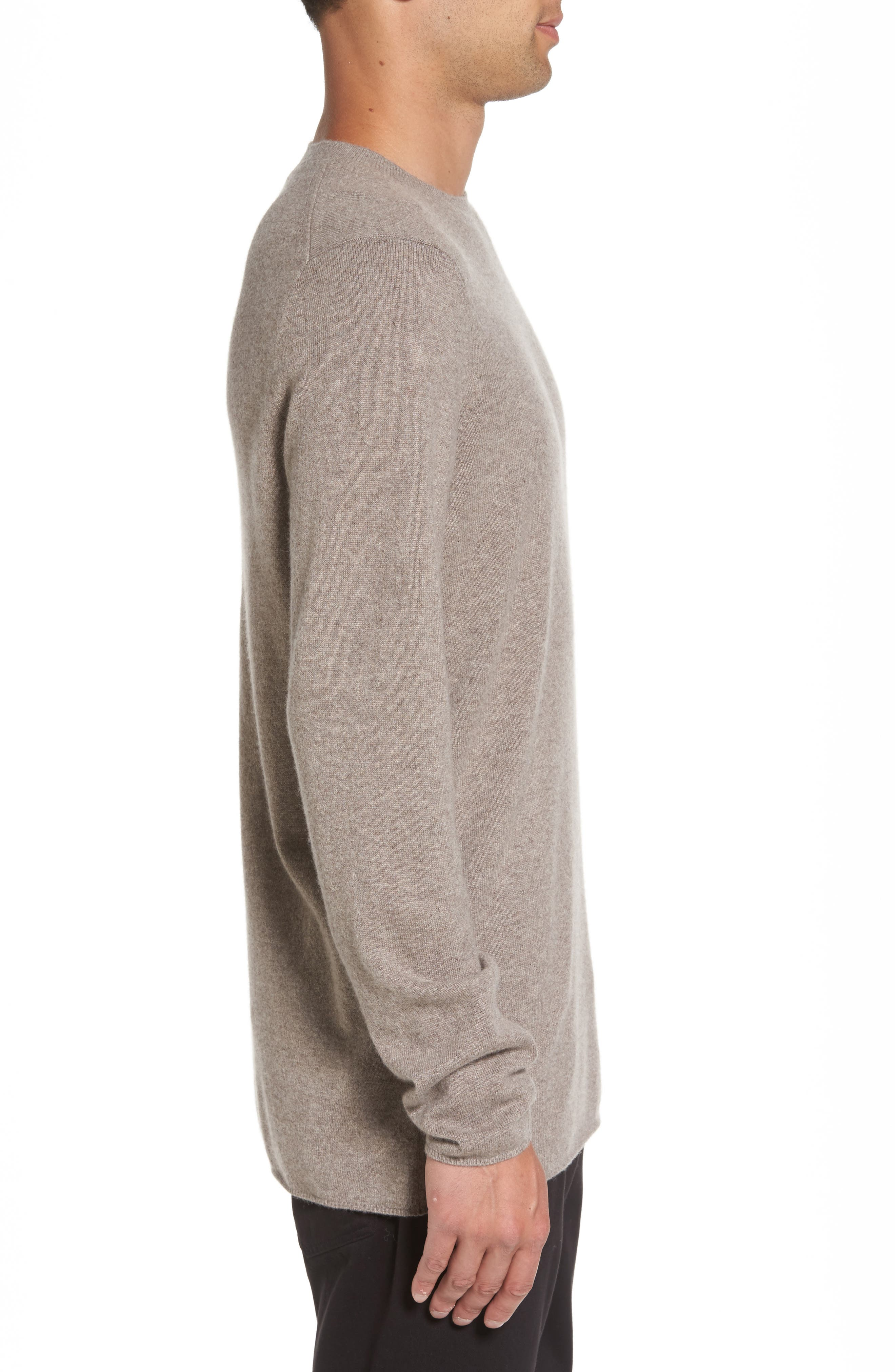 Alternate Image 3  - Vince Regular Fit Crewneck Sweater