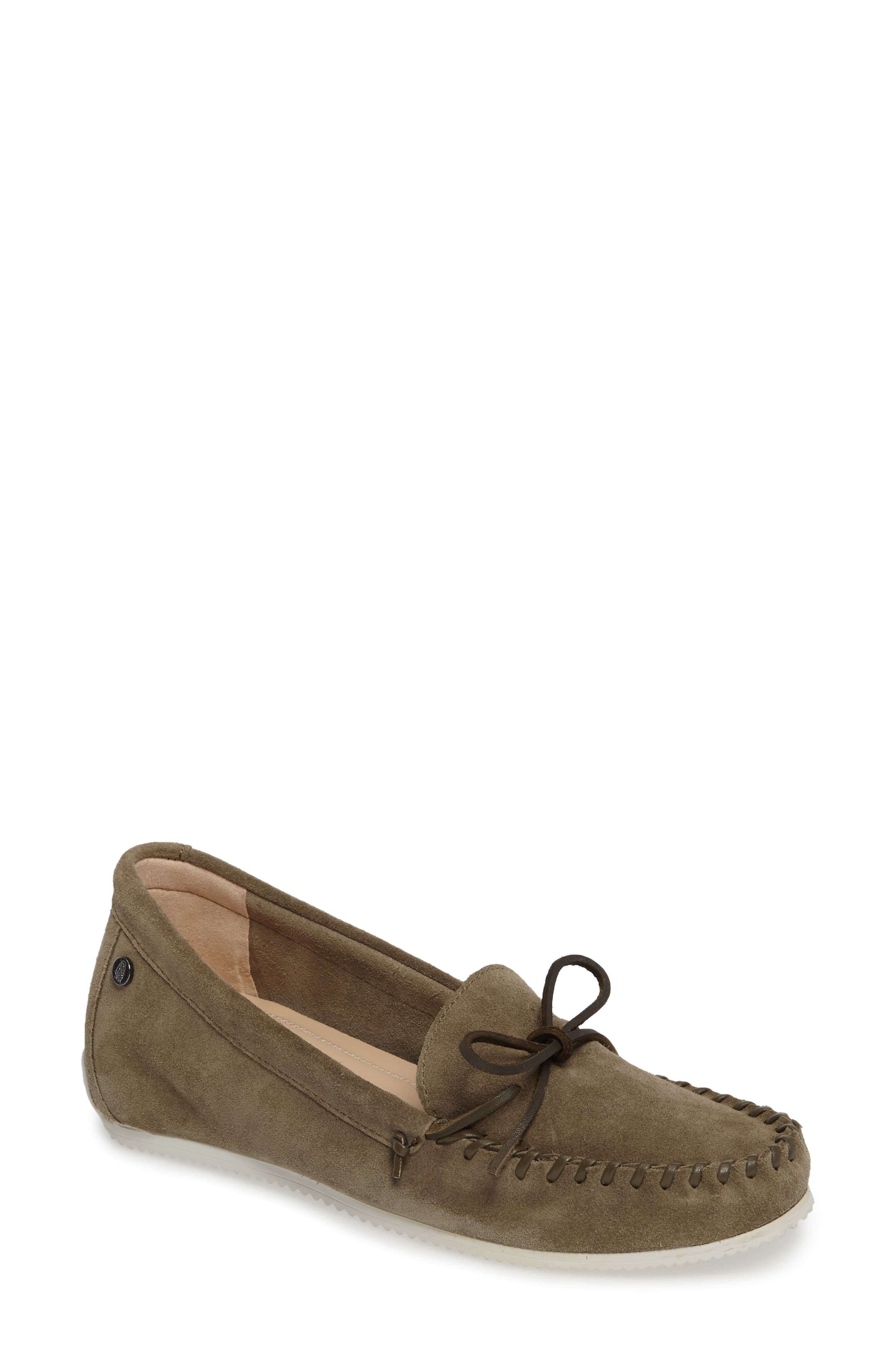 Hush Puppies® Larghetto Carine Concealed Wedge Moccasin (Women)