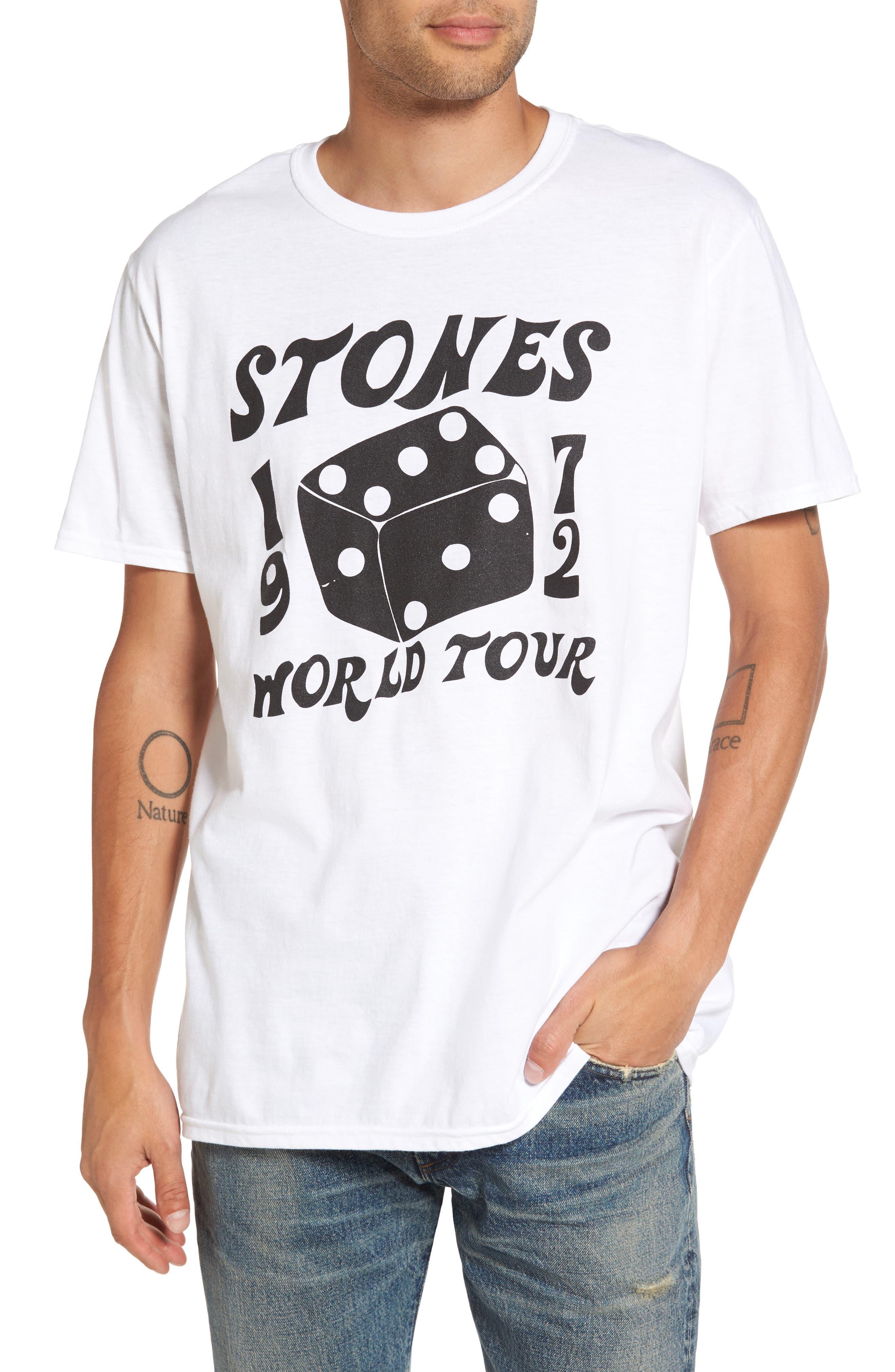 The Rail Graphic T-Shirt