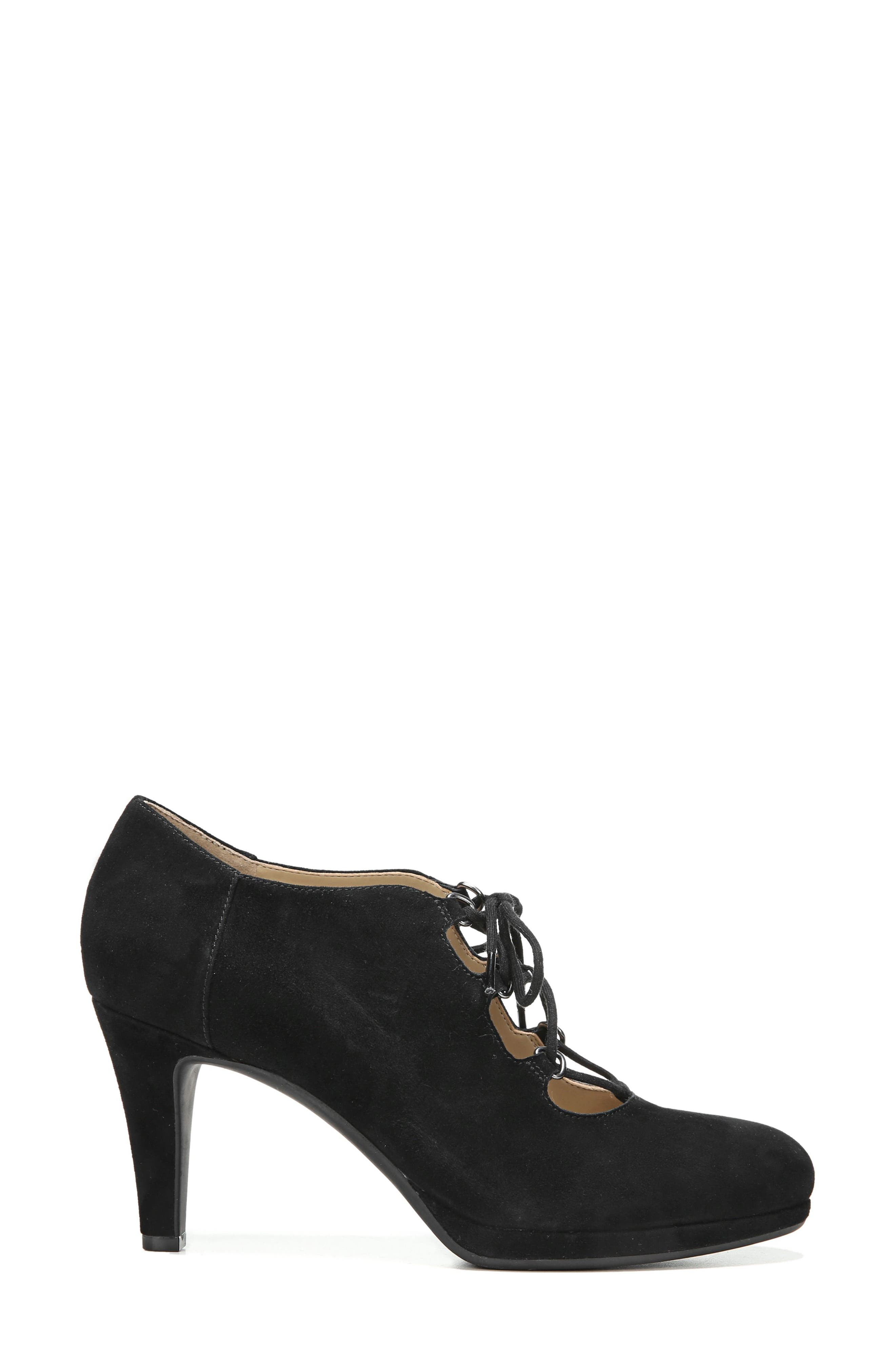 Alternate Image 3  - Naturalizer Macie Lace-Up Pump (Women)