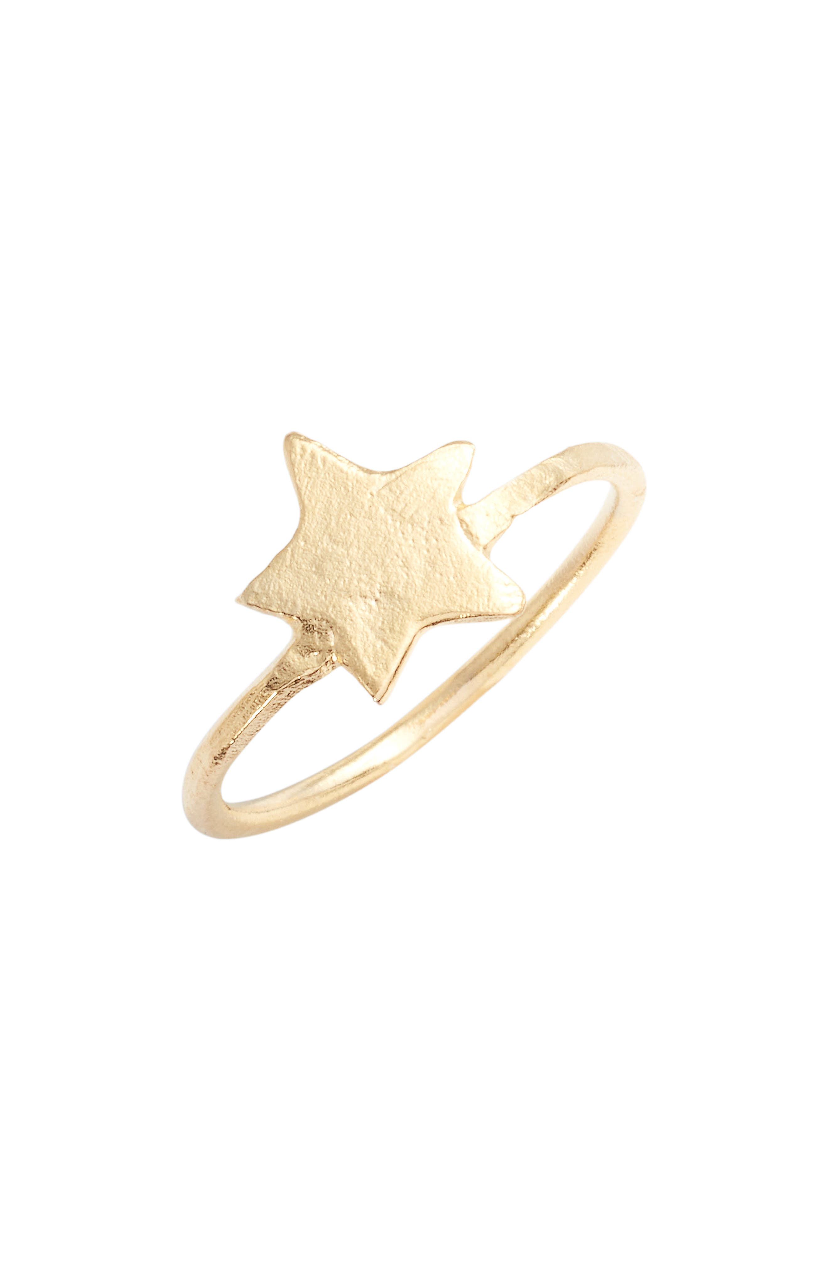 BRITT BOLTON Star Ring