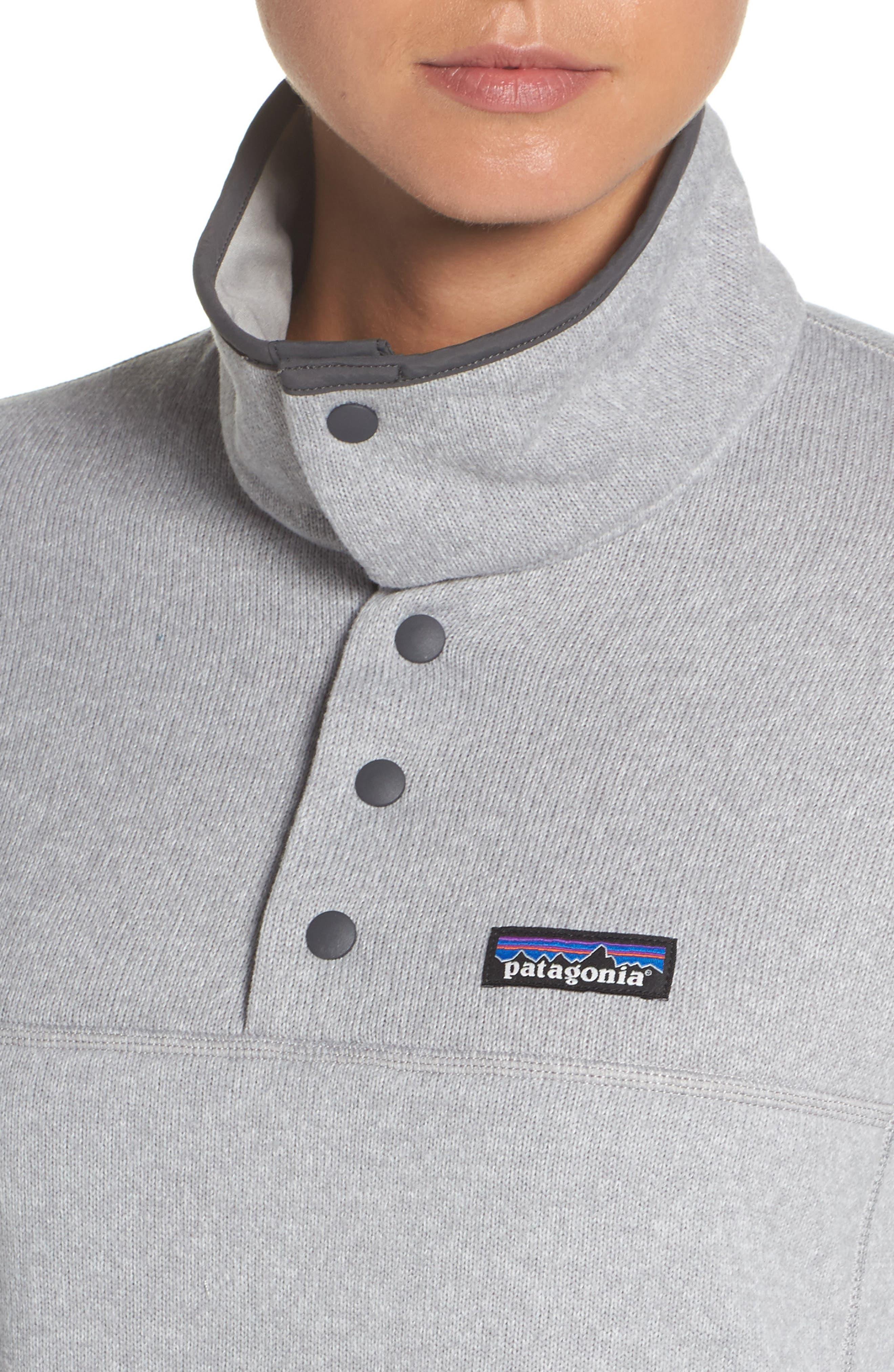 Alternate Image 4  - Patagonia Lightweight Better Sweater Fleece