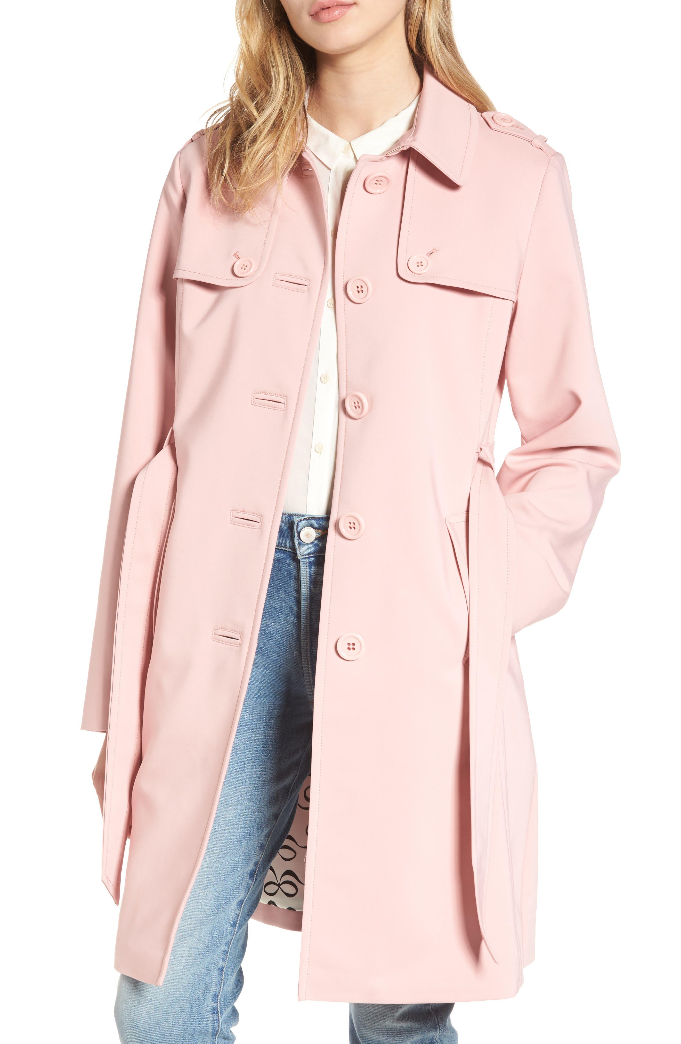 Alternate Image 1 Selected - kate spade new york 3-in-1 trench coat