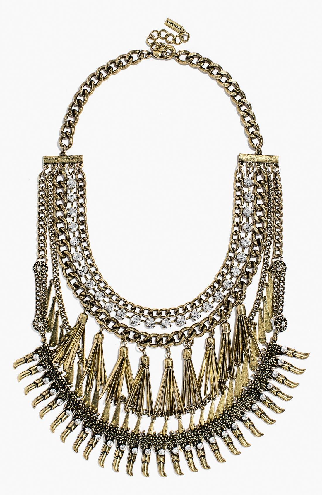 Alternate Image 1 Selected - BaubleBar 'Amazon' Bib Necklace