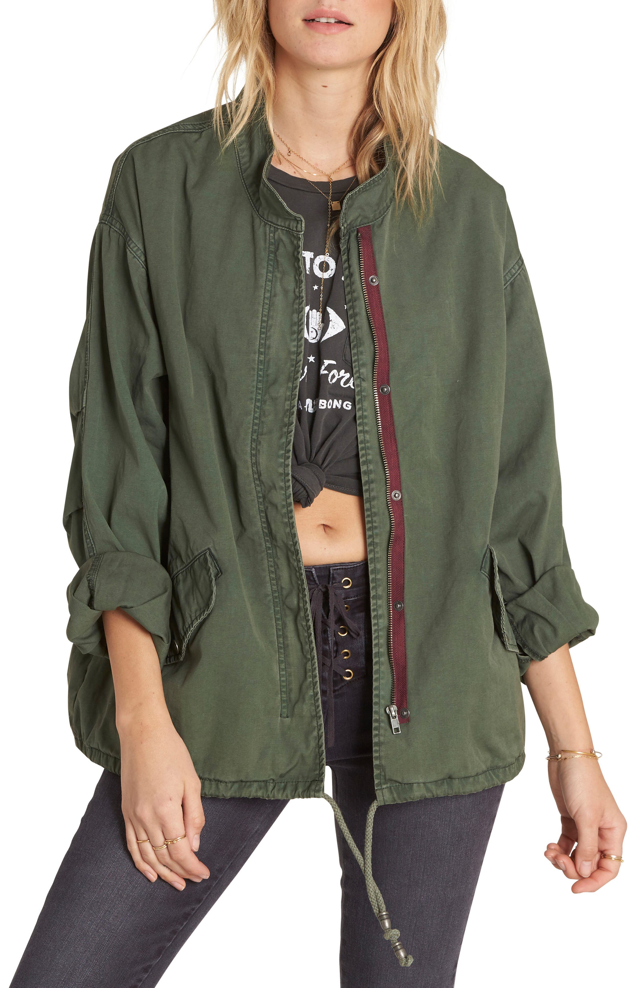 Billabong Army of One Jacket