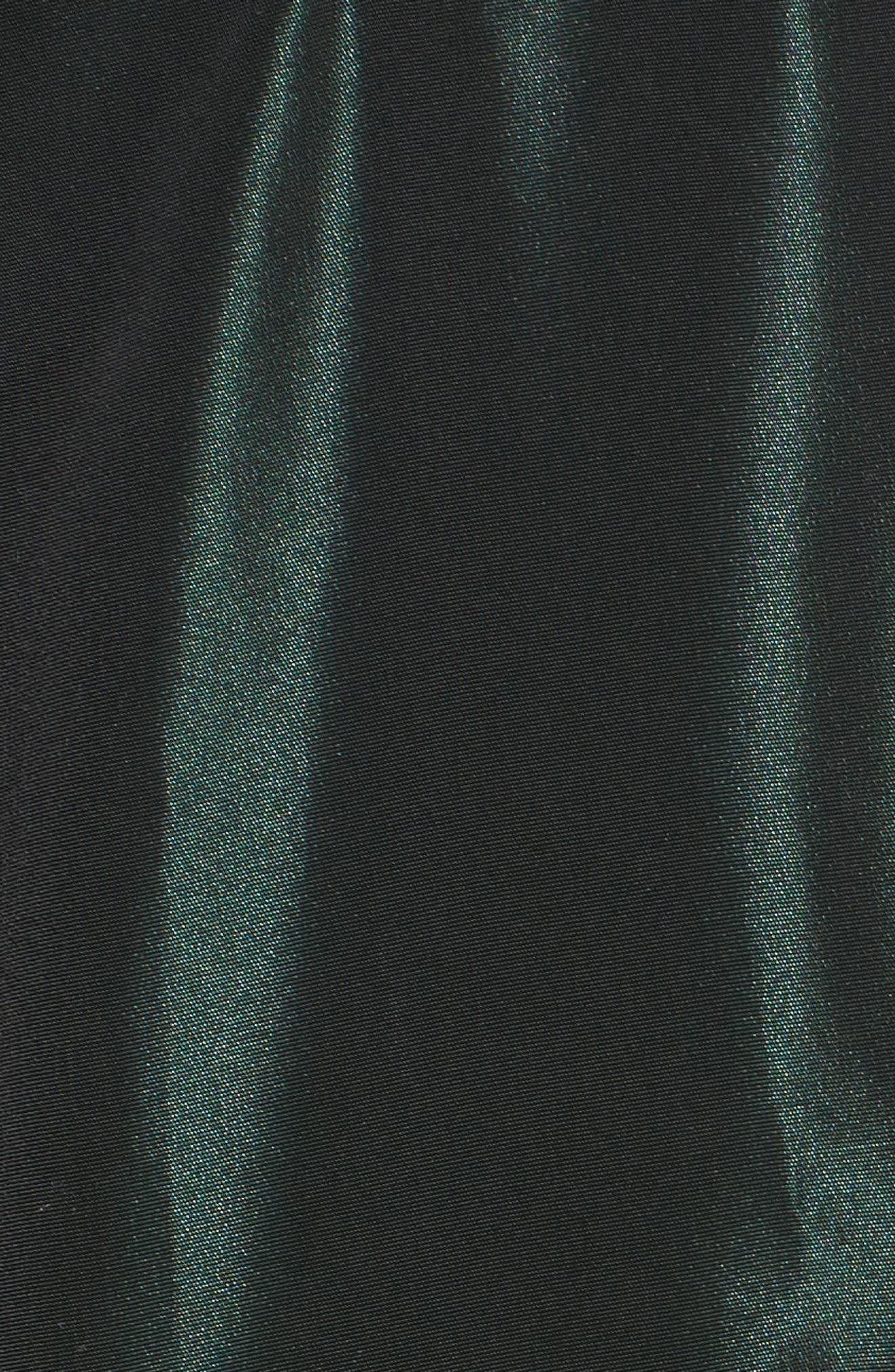 Sailor Reversible Faux Fur Trim Jacket,                             Alternate thumbnail 5, color,                             Sailor Jupiter