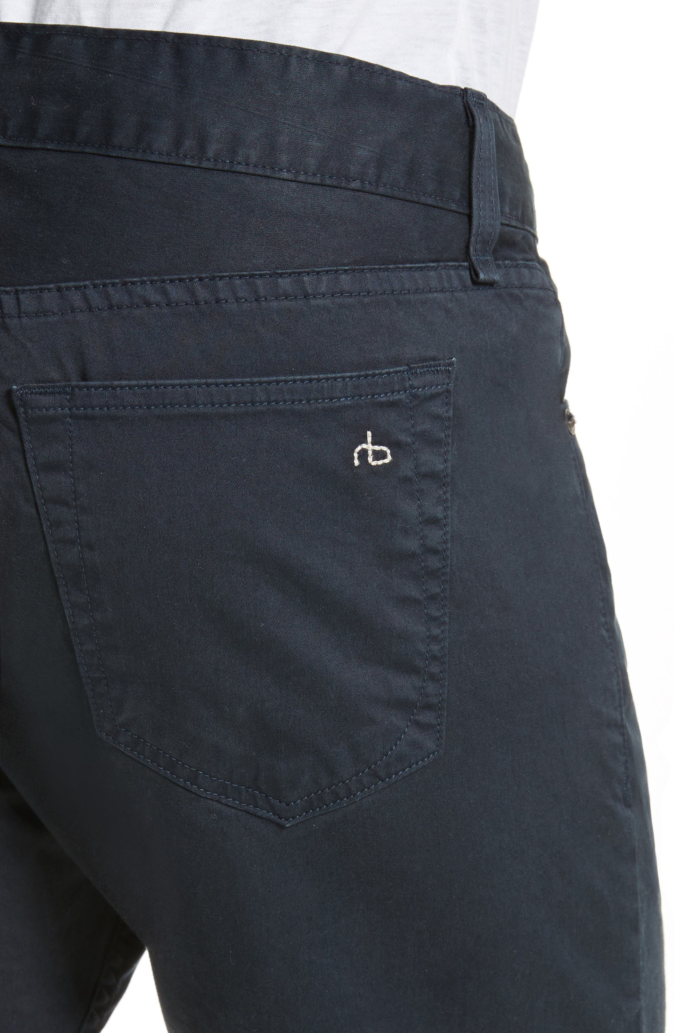 Alternate Image 4  - rag & bone Fit 3 Twill Pants