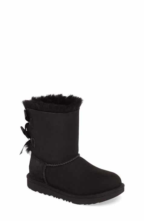 e4b1f282b72d UGG® Bailey Bow II Water Resistant Genuine Shearling Boot (Walker