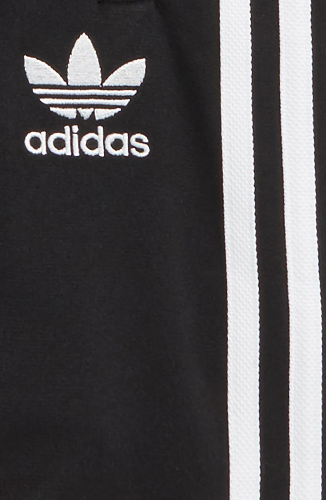 Alternate Image 2  - adidas Originals Superstar Track Shorts (Little Boys & Big Boys)