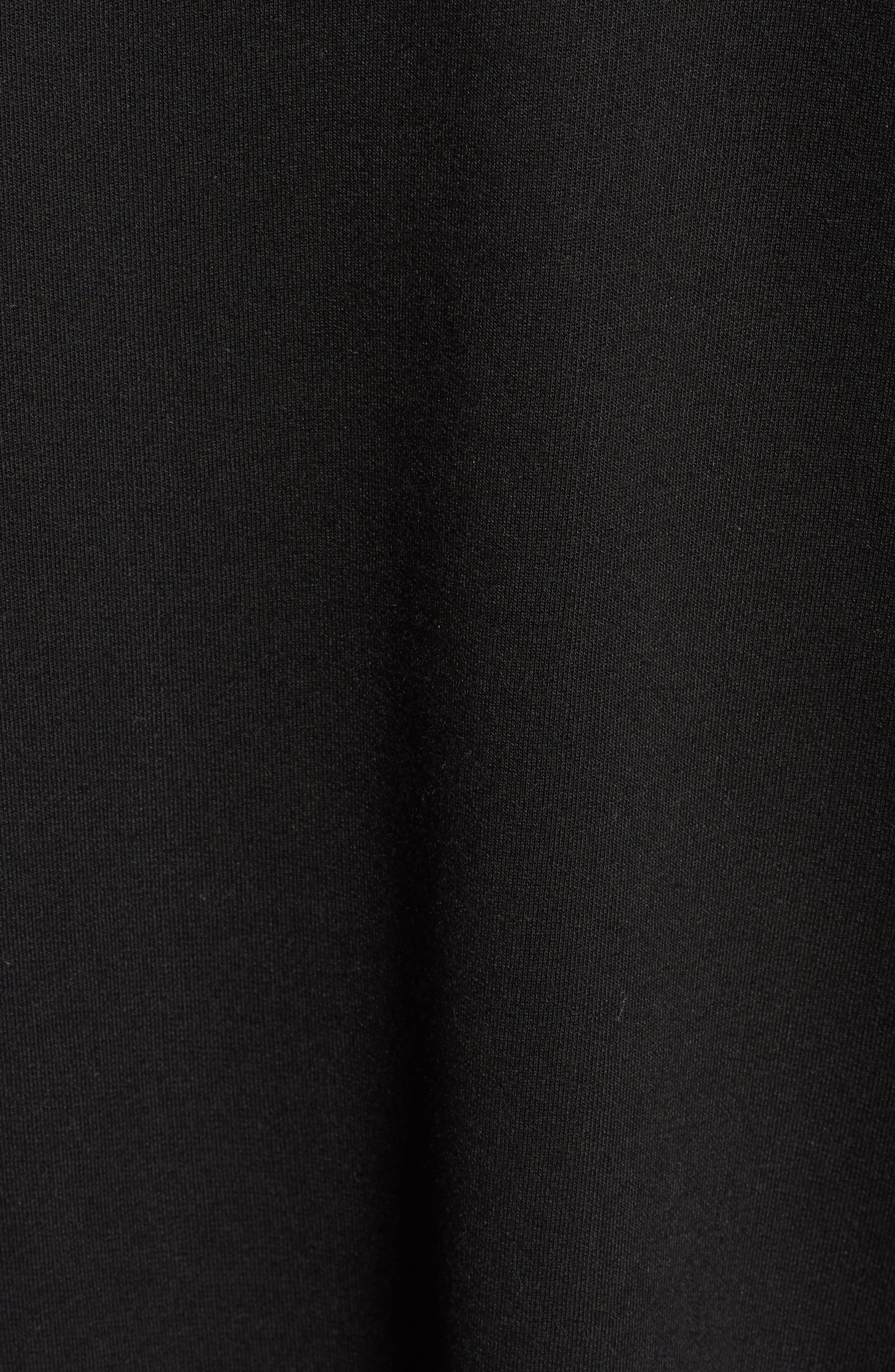 Alternate Image 5  - J.O.A. Cutout Detail Sweatshirt