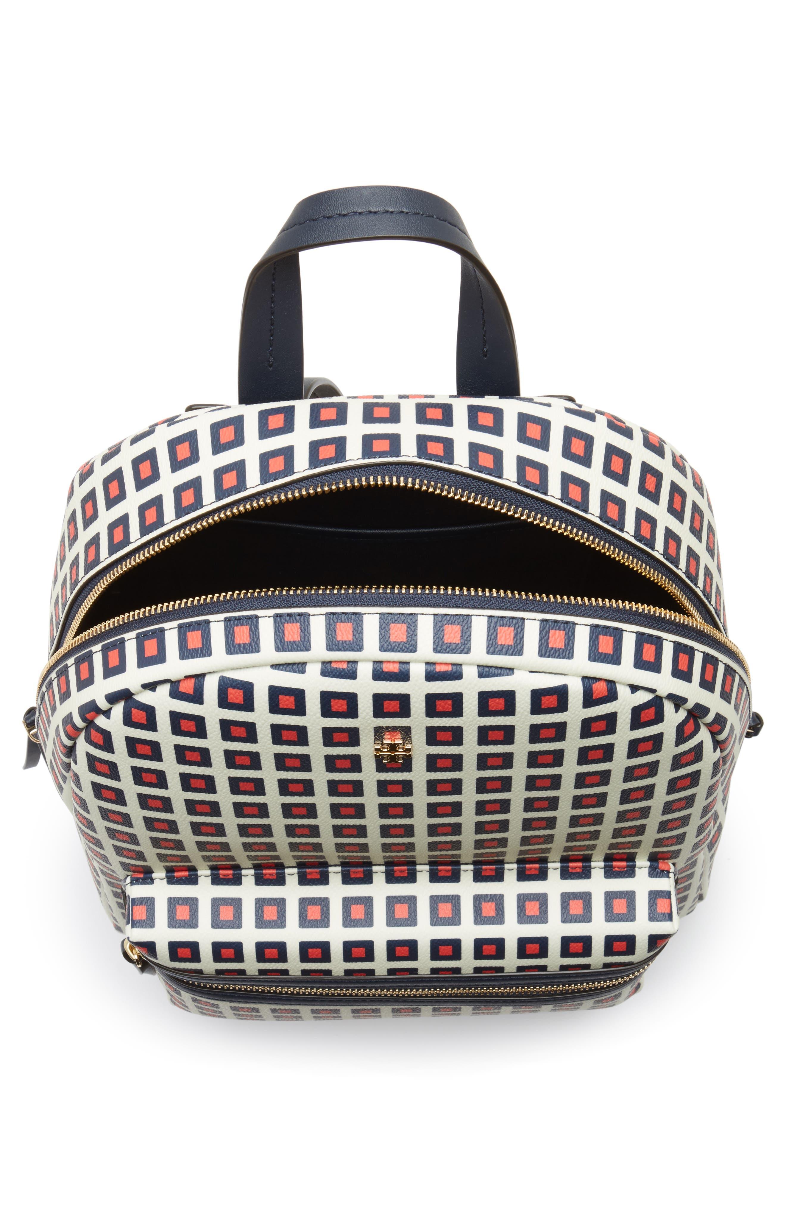 Alternate Image 4  - Tory Burch Kerrington Faux Leather Backpack