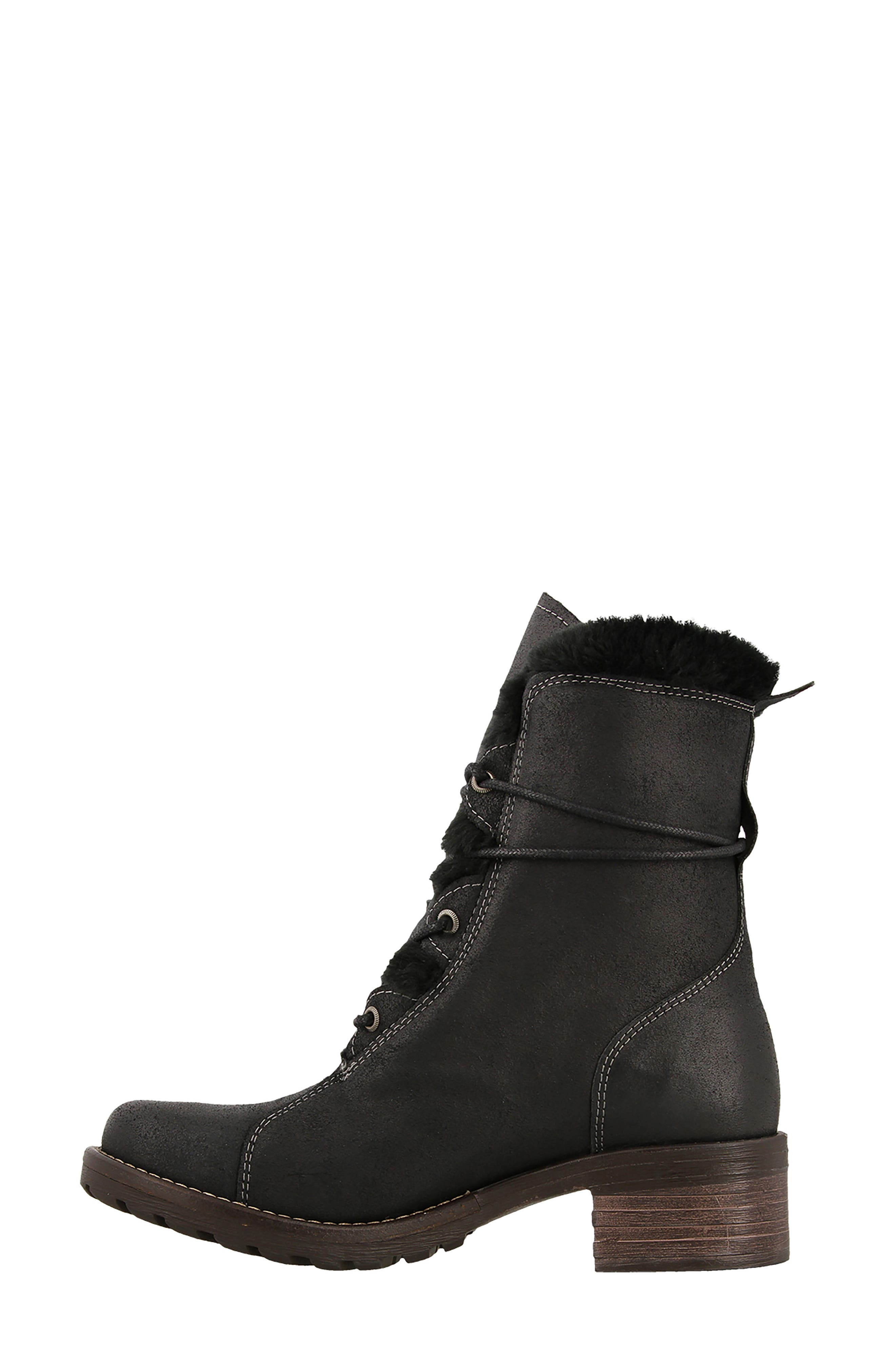Alternate Image 4  - Taos Furkle Boot with Faux Fur Trim (Women)