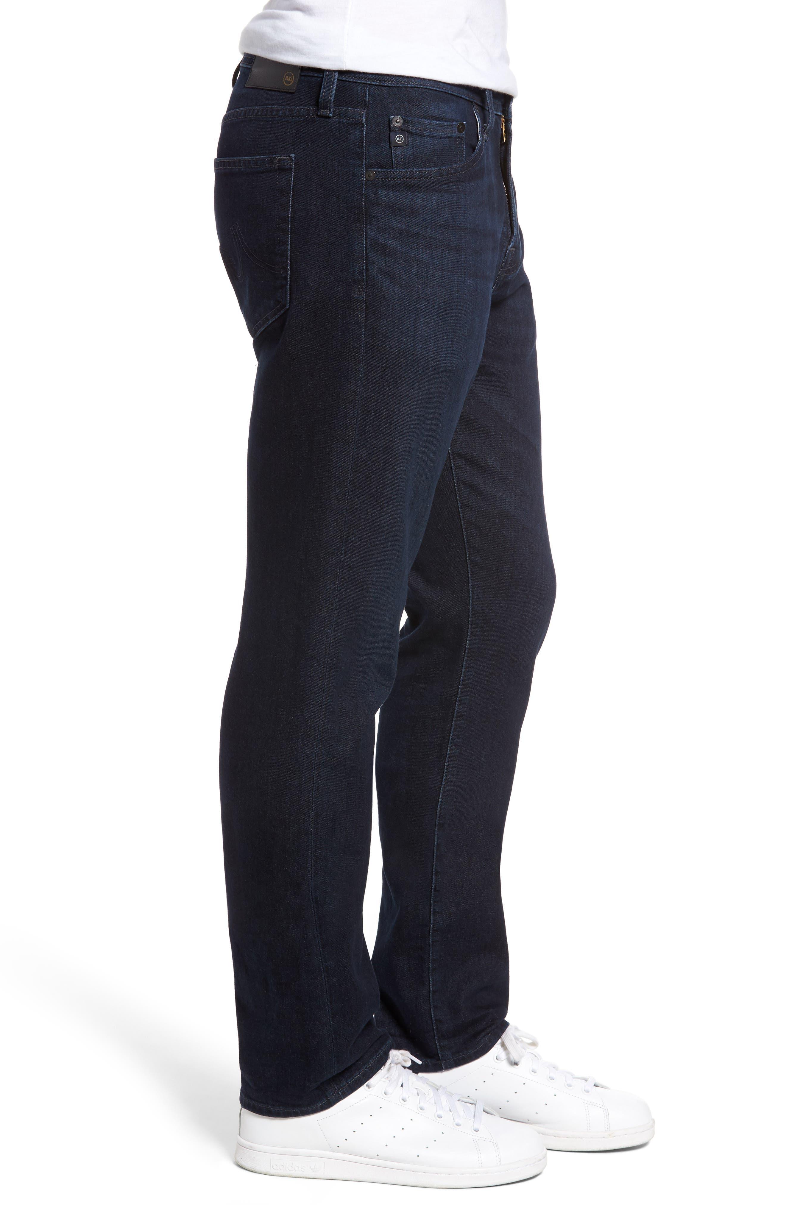 Everett Slim Straight Fit Jeans,                             Alternate thumbnail 3, color,                             Regulator