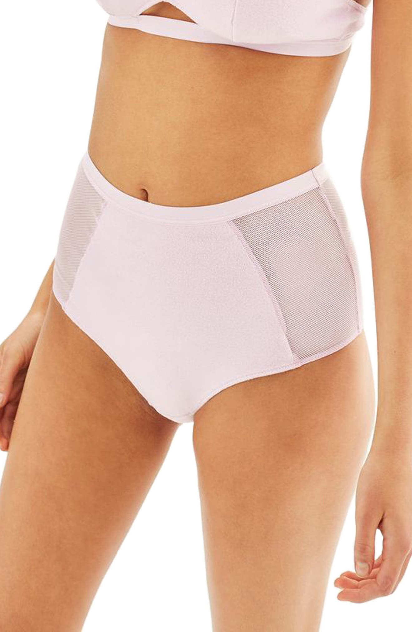 Topshop Towelling Briefs