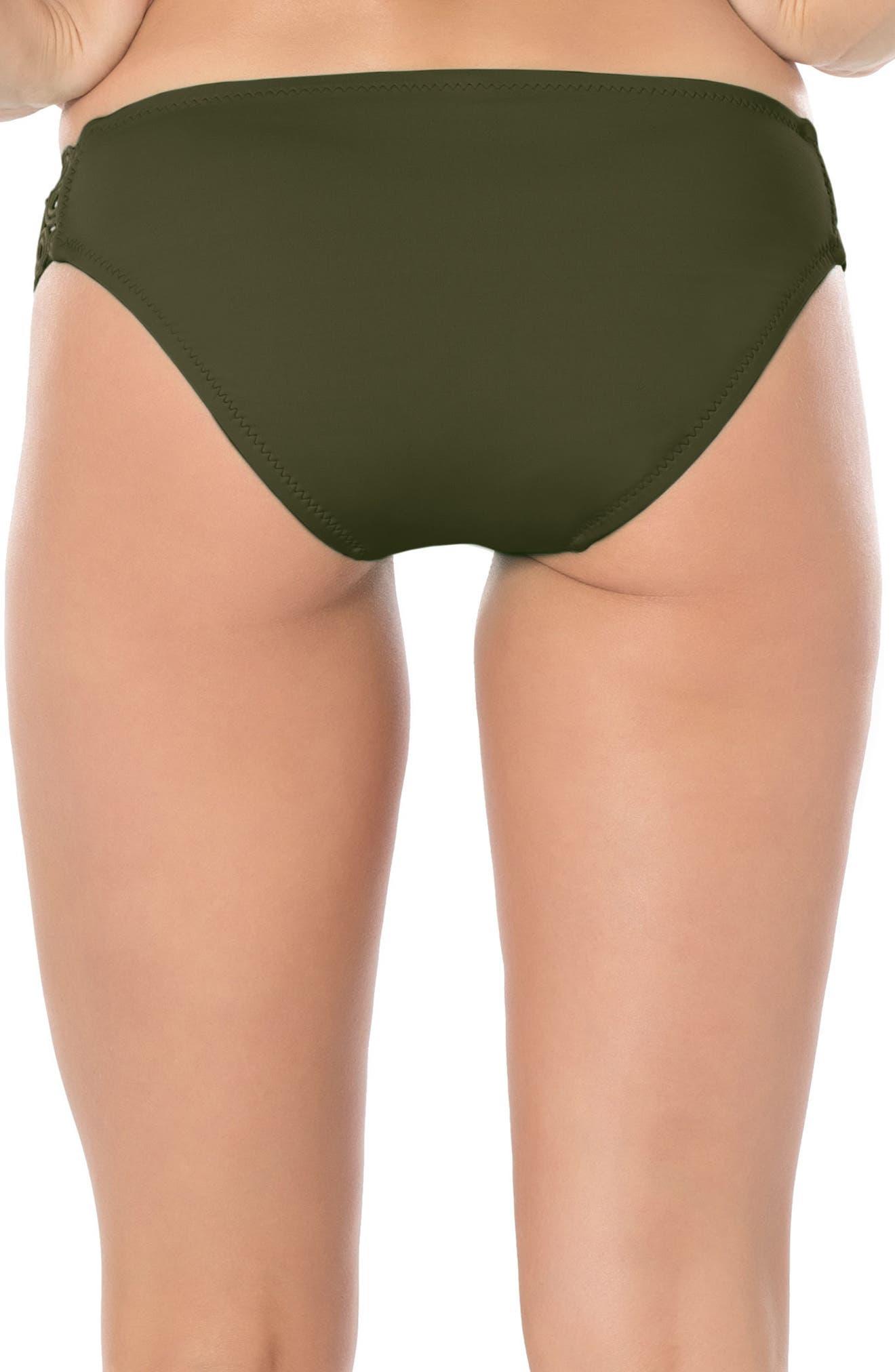 Alternate Image 2  - Becca Siren Bikini Bottoms