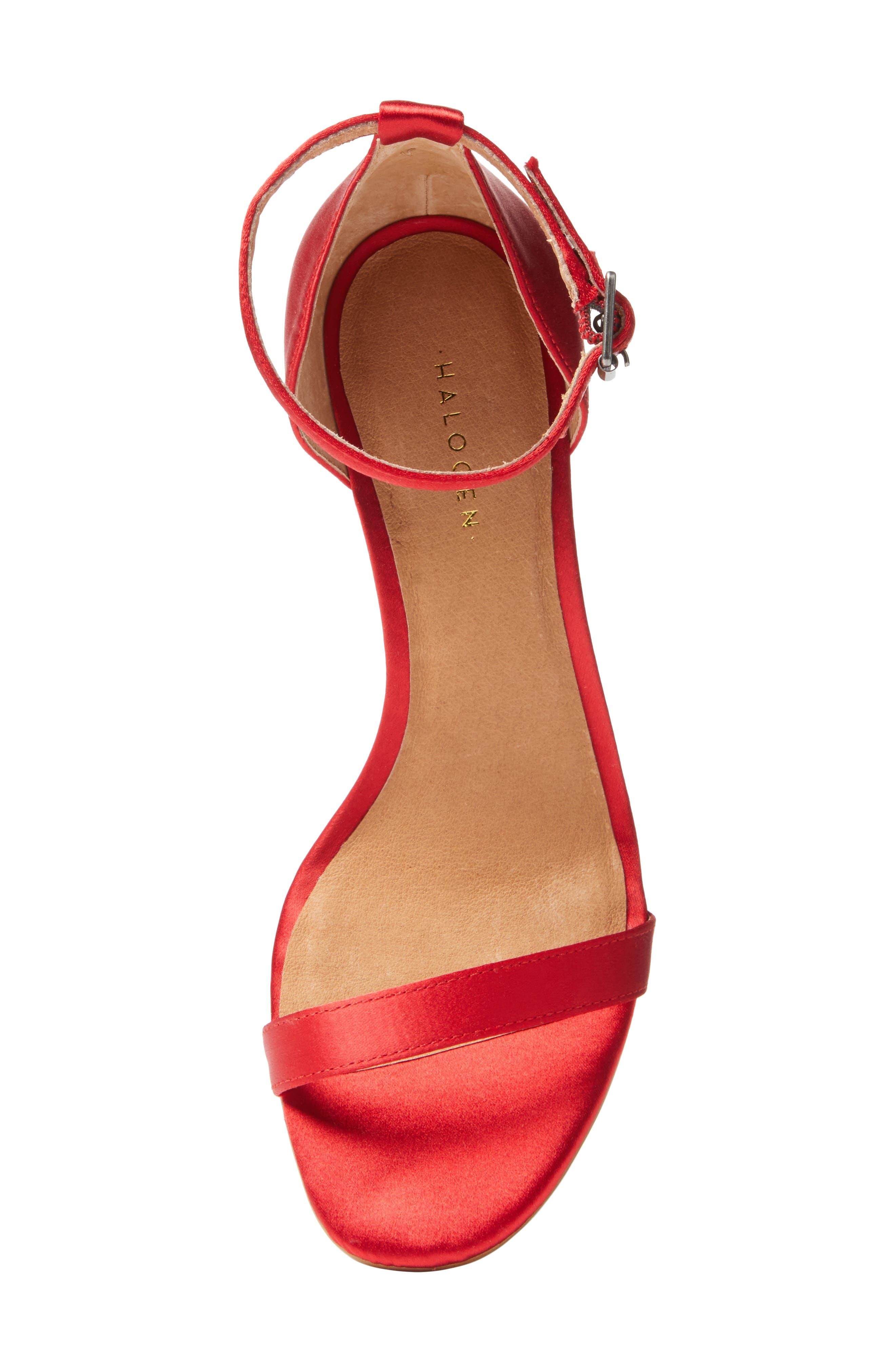 Alternate Image 5  - Halogen® Audrey Ankle Strap Sandal (Women)