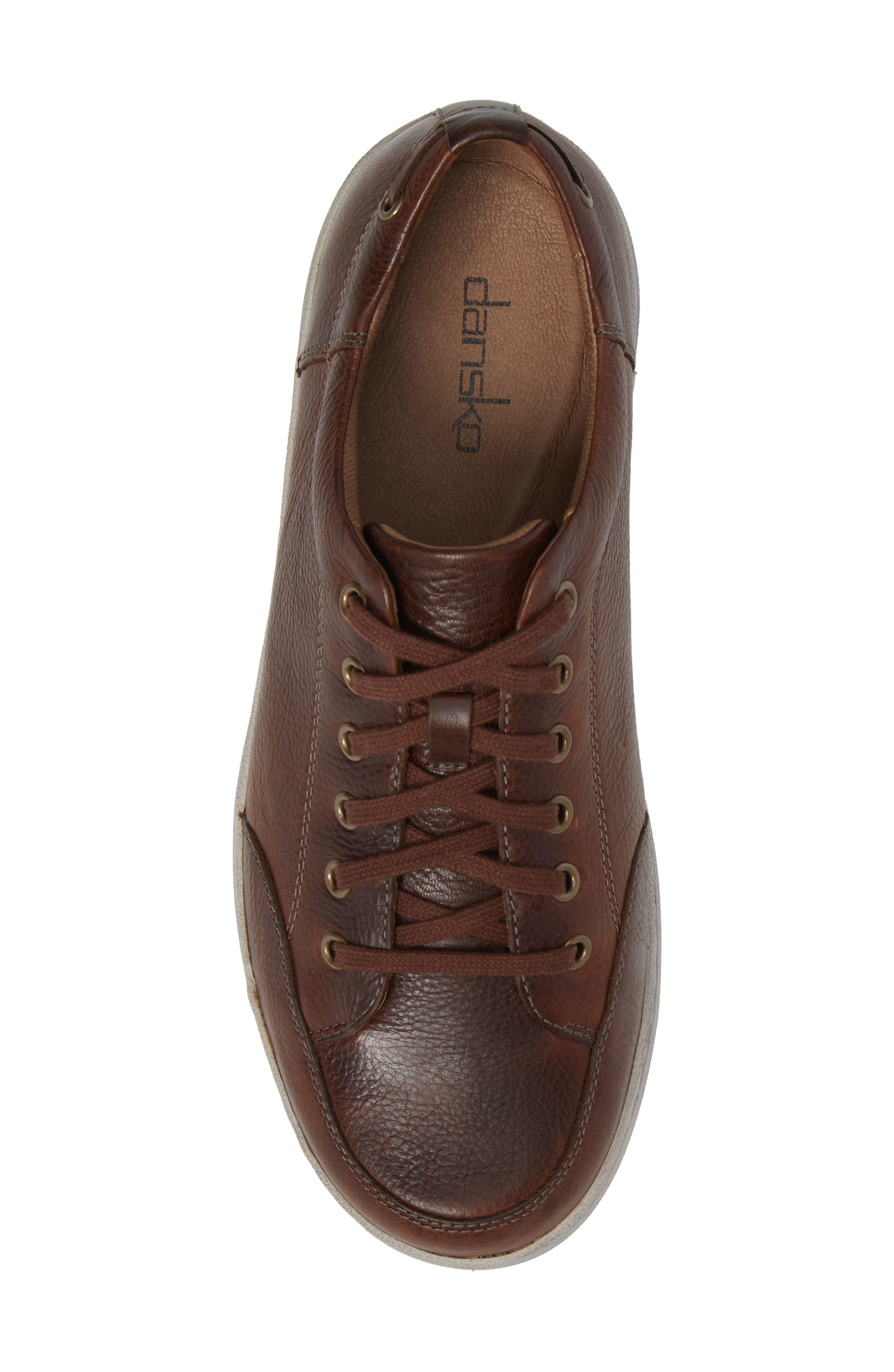 Alternate Image 5  - Dansko 'Vaughn' Water-Resistant Sneaker (Men)