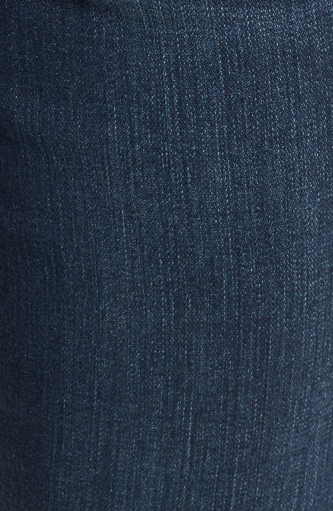 Paley Stretch Bootcut Jeans,                             Alternate thumbnail 5, color,                             Dark Indigo