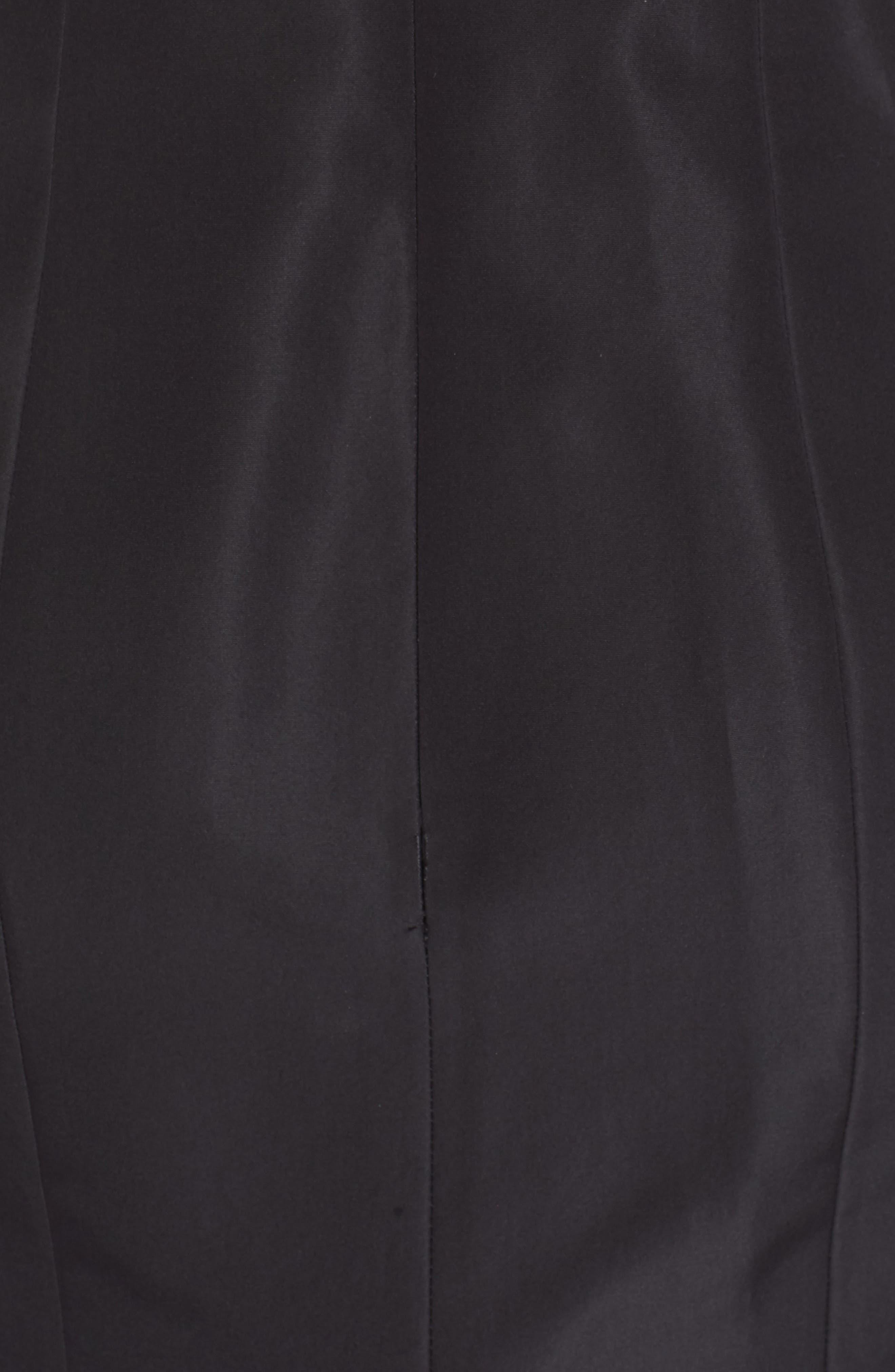Alternate Image 5  - Carolina Herrera Bow Detail Strapless Silk Faille Gown (Nordstrom Exclusive)