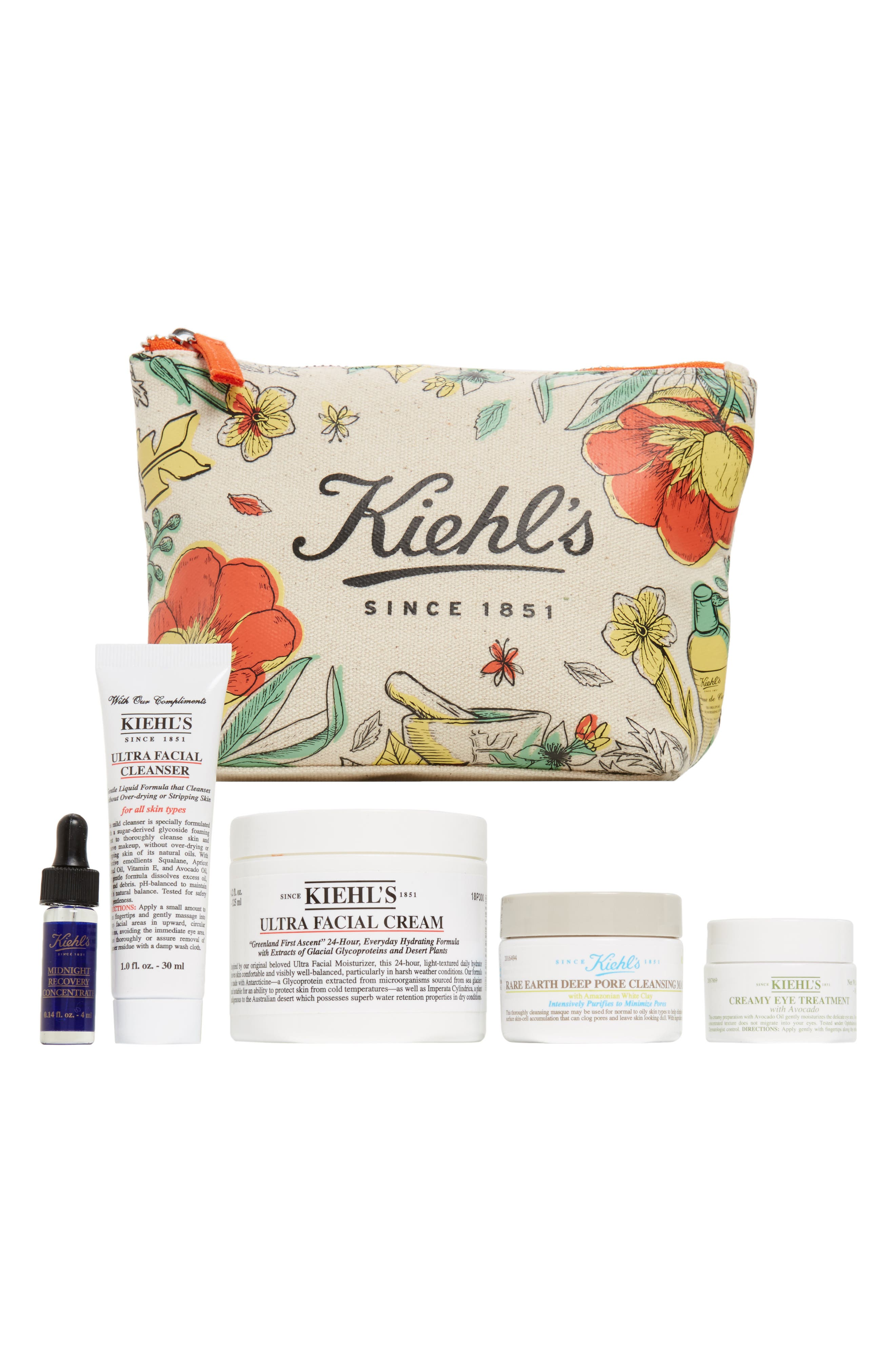 Main Image - Kiehl's Since 1851 Ultra Healthy Skin Favorites Collection (Nordstrom Exclusive) ($102 Value)