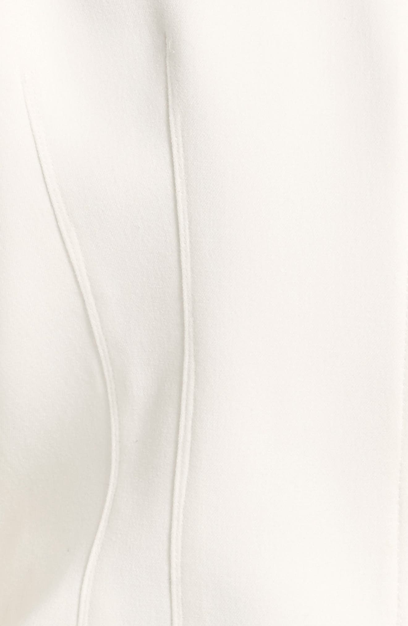 Alternate Image 5  - Tibi Twill Corset Top