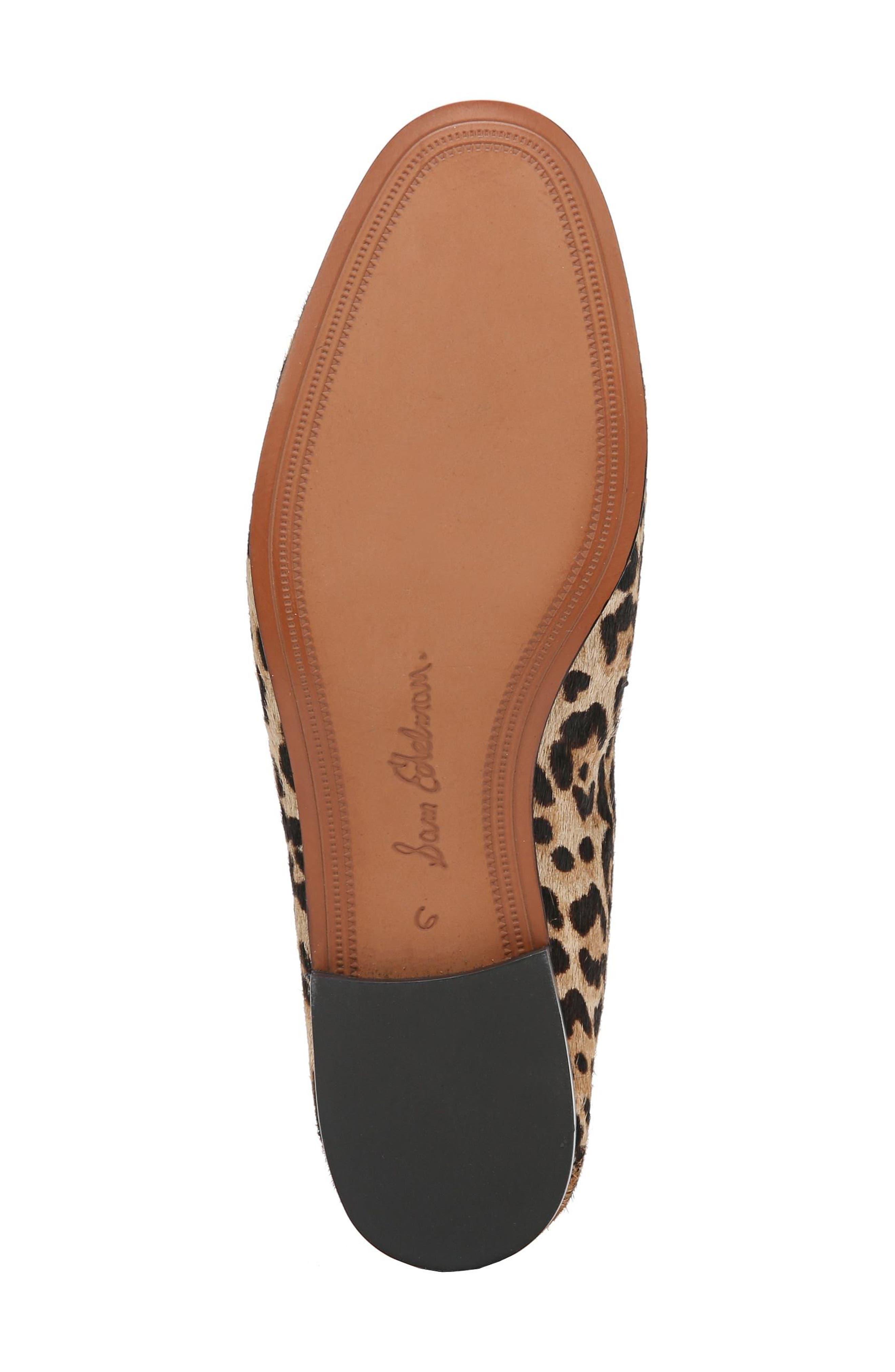 Alternate Image 6  - Sam Edelman Lior Genuine Calf Hair Loafer (Women)