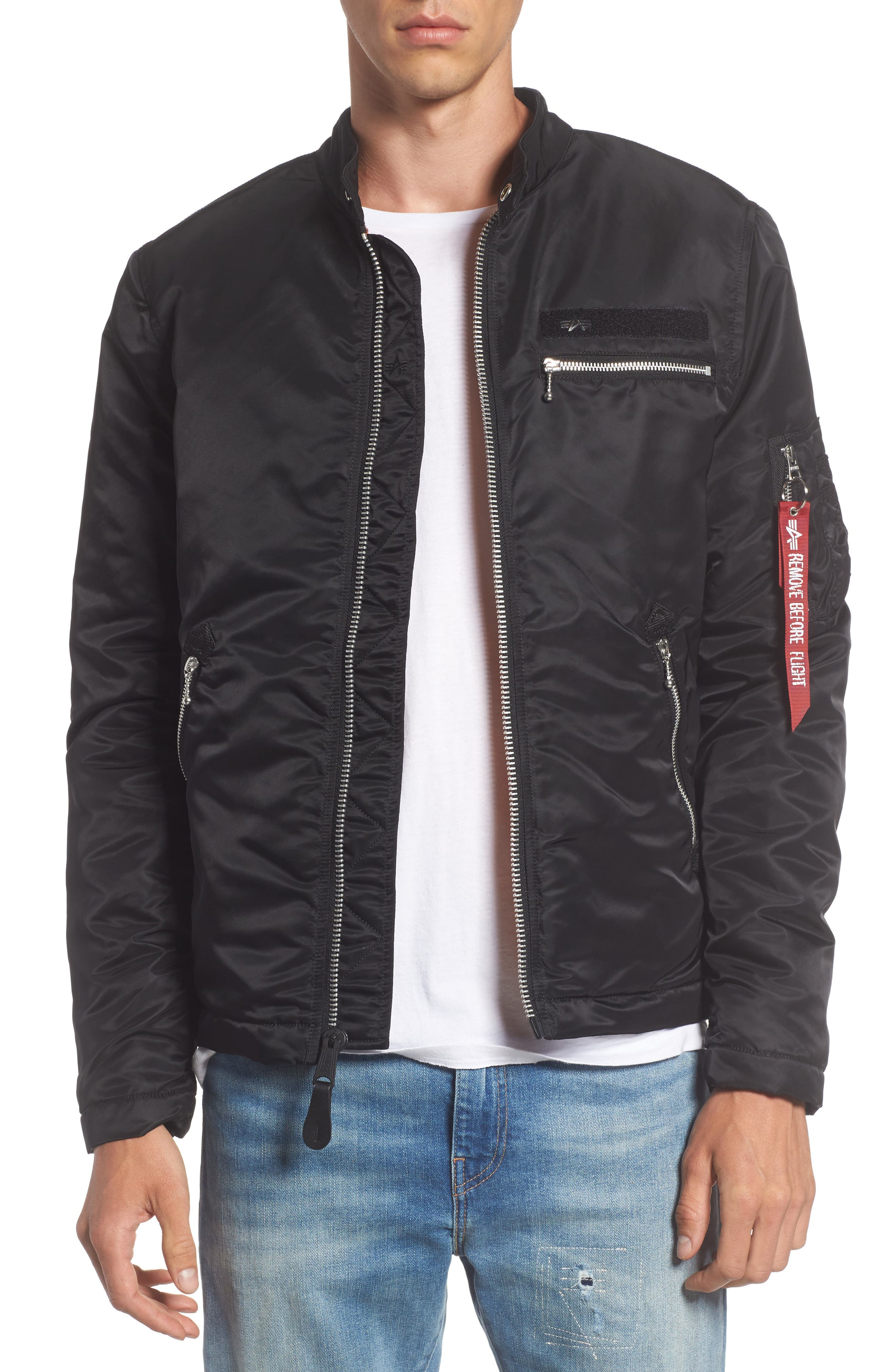 Alpha Industries Machina Water Resistant Jacket