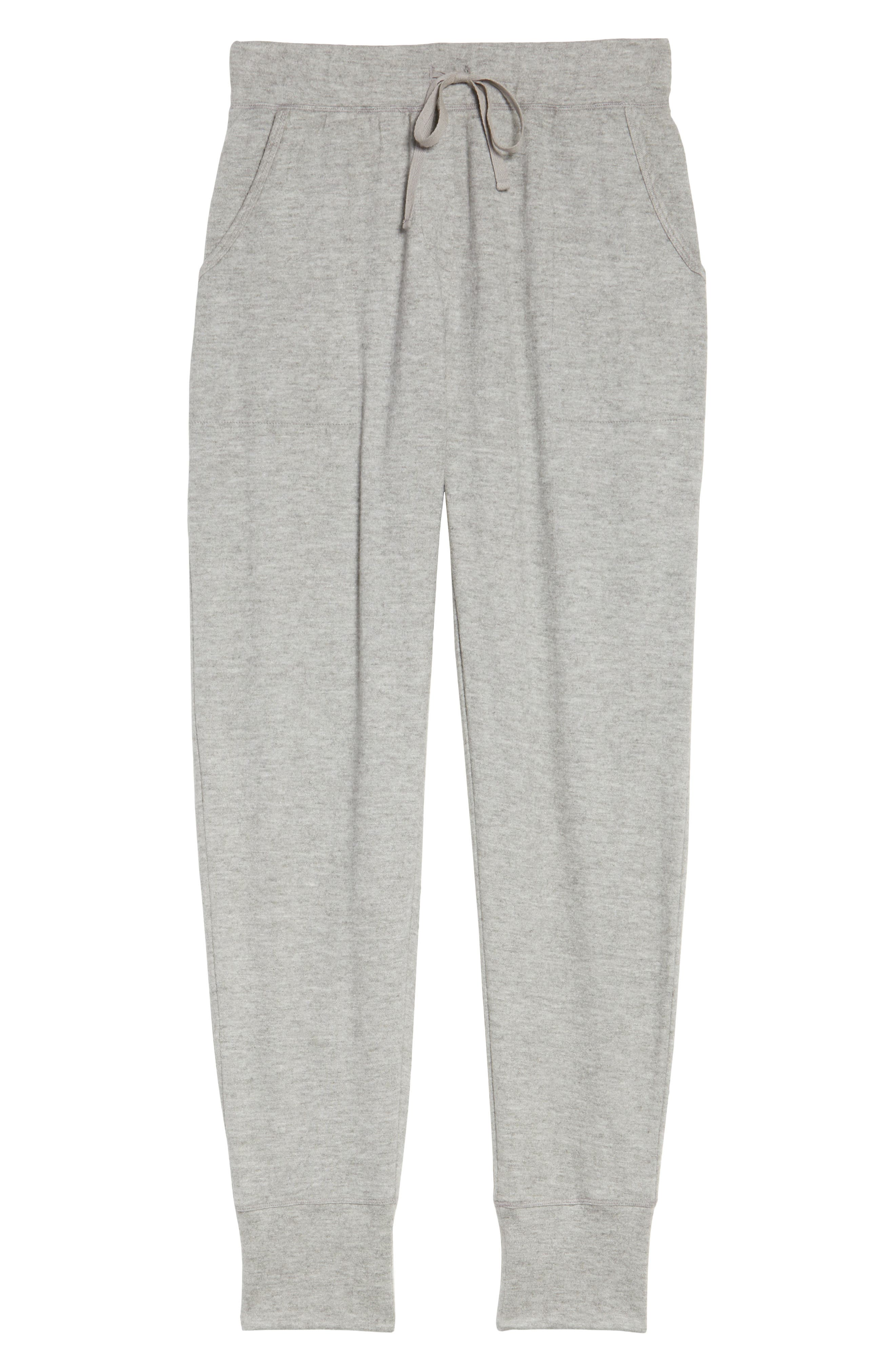 Alternate Image 4  - Natori Retreat Sweater Knit Pants