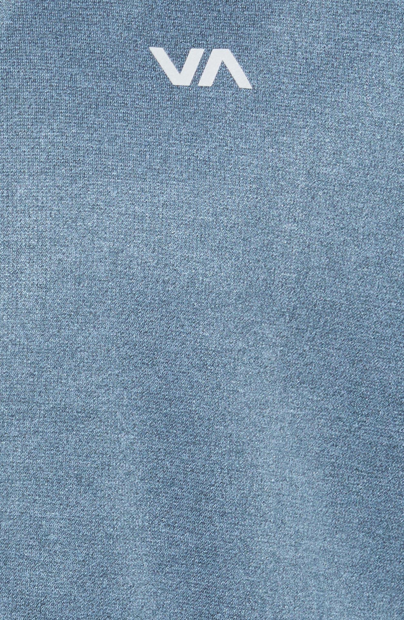 Shermin Zip Hoodie,                             Alternate thumbnail 5, color,                             Desert Blue