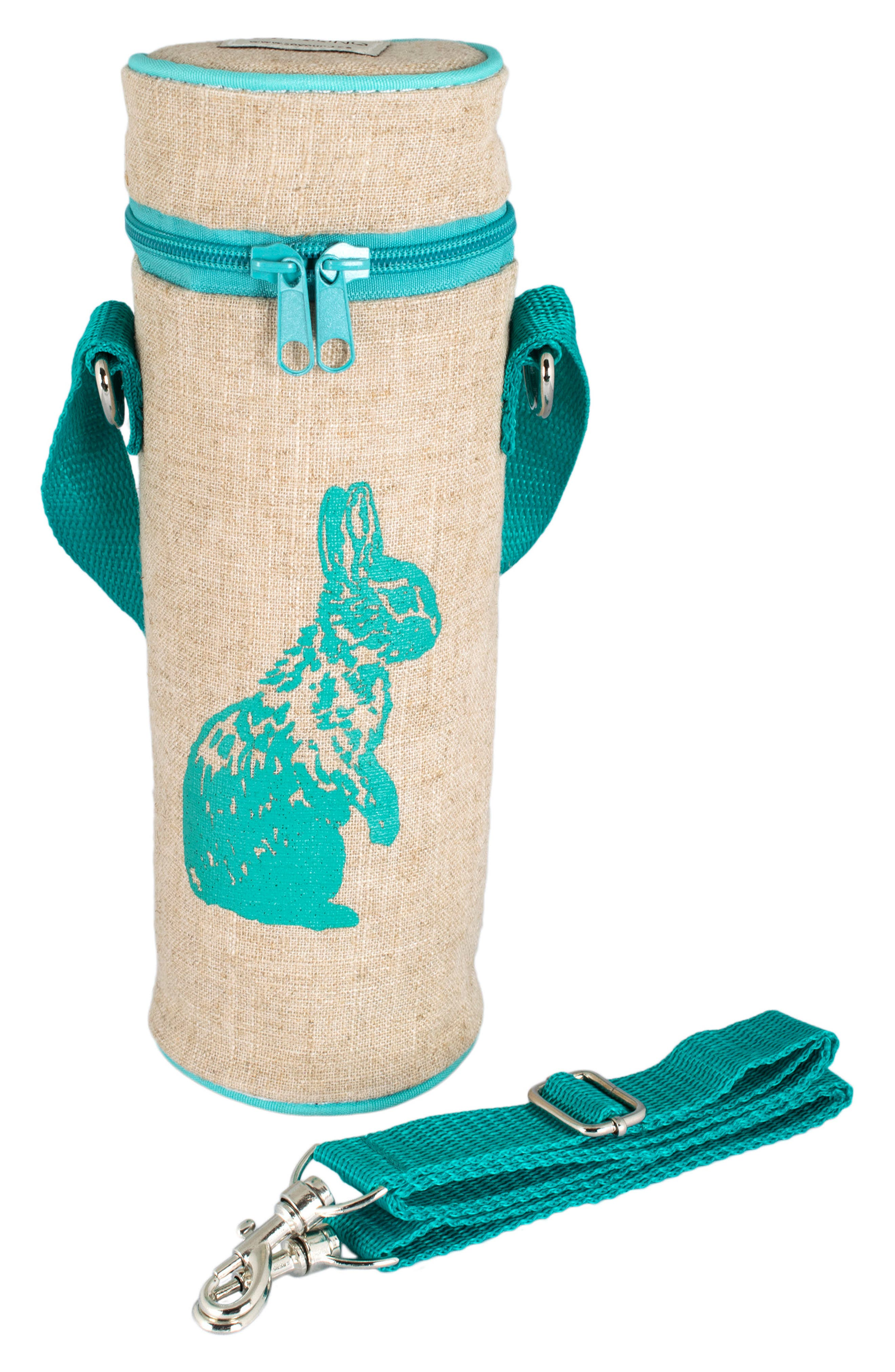 SoYoung Canvas Water Bottle Bag