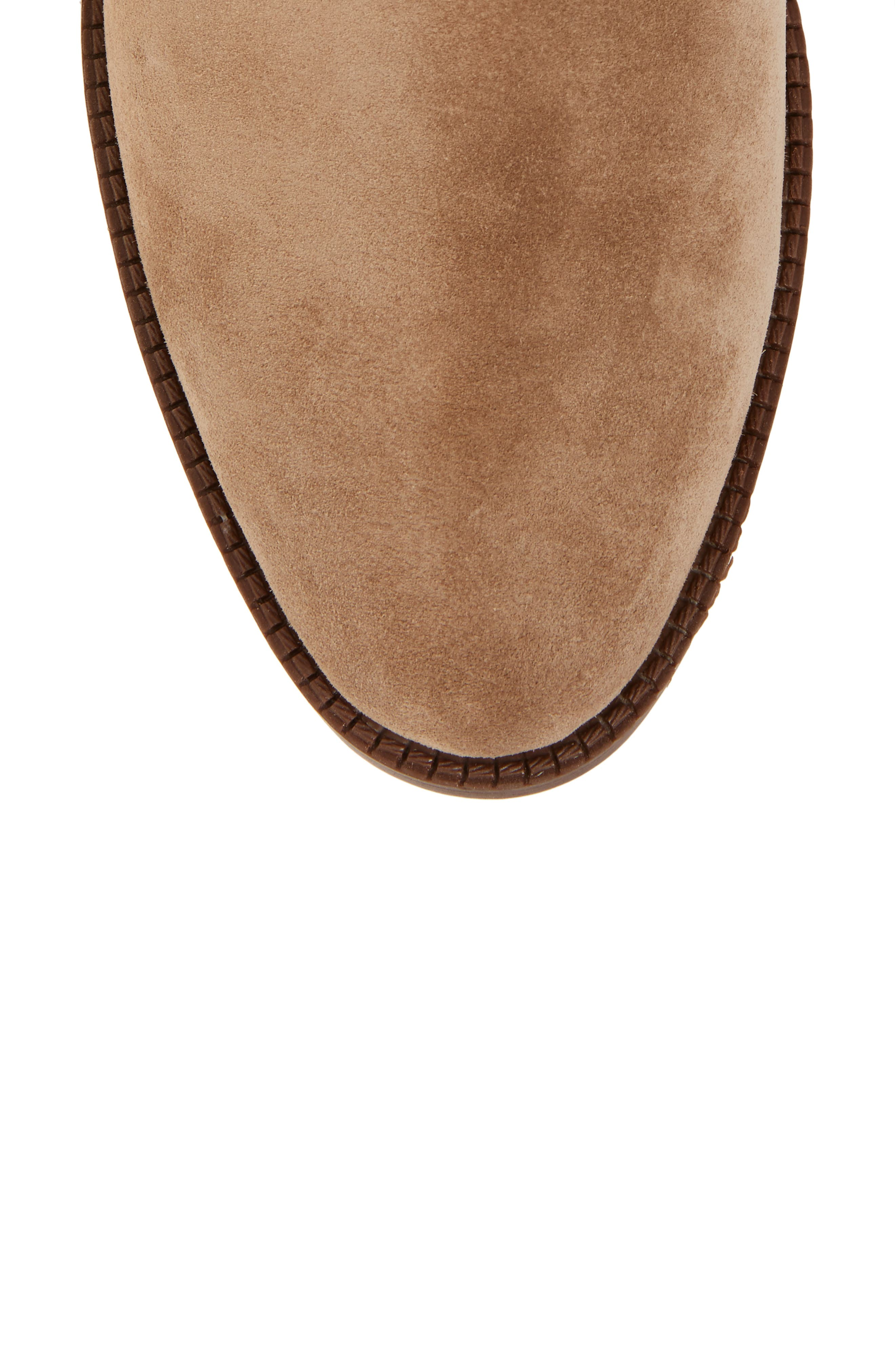 Coley Boot,                             Alternate thumbnail 5, color,                             Sandstone Suede