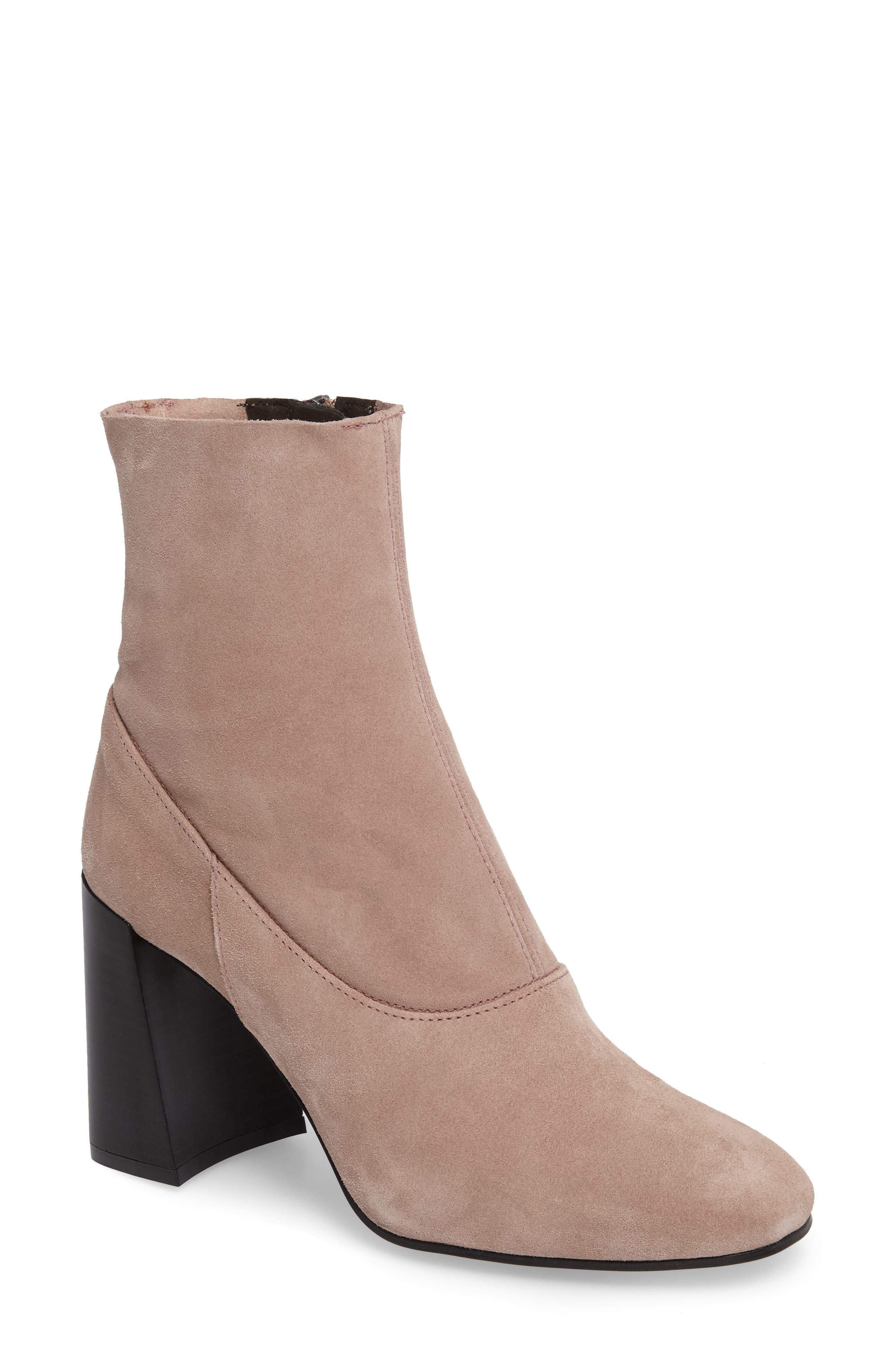 Topshop Holi Sock Bootie (Women)