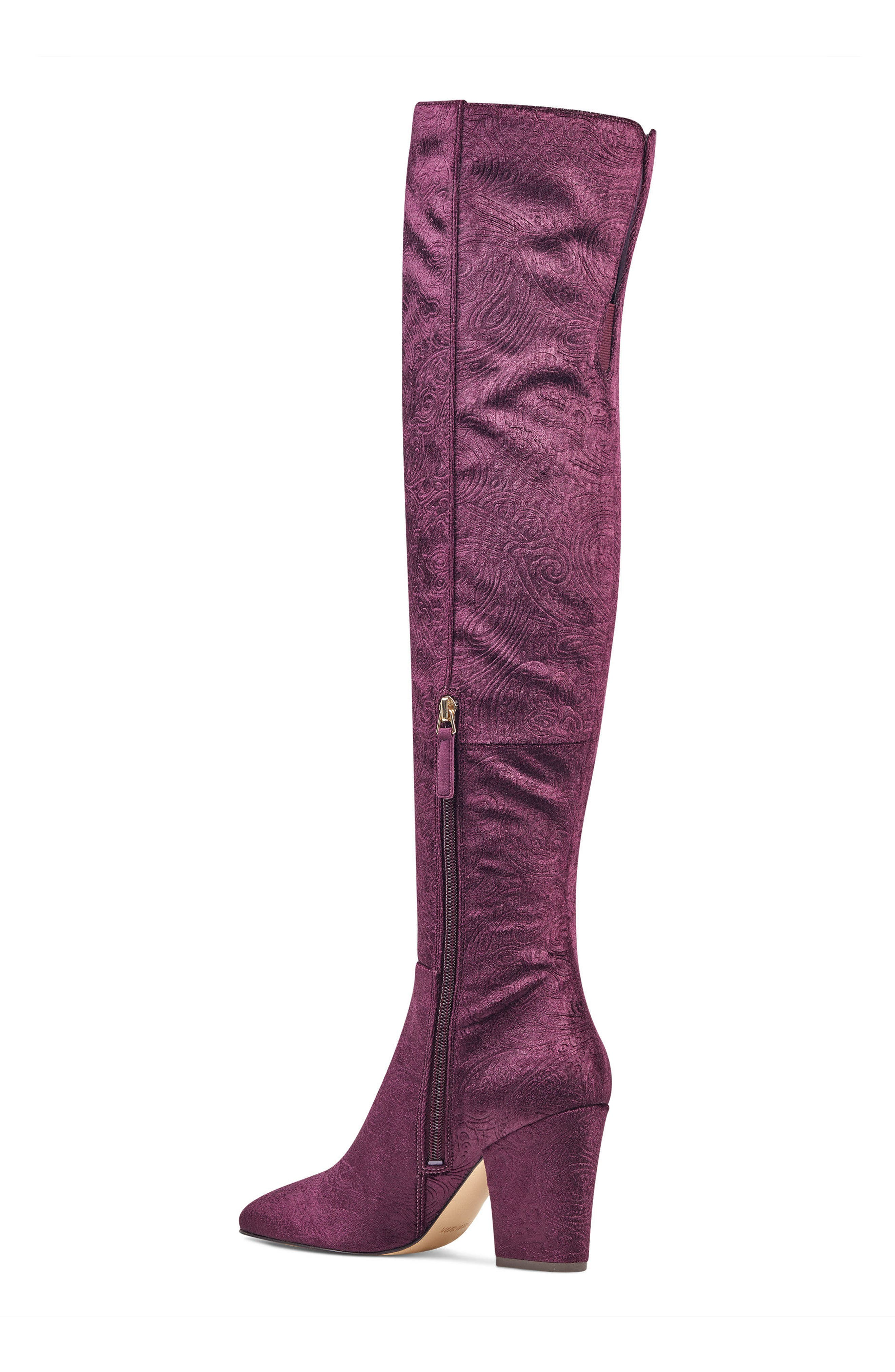 Alternate Image 2  - Nine West Siventa Over the Knee Boot (Women)