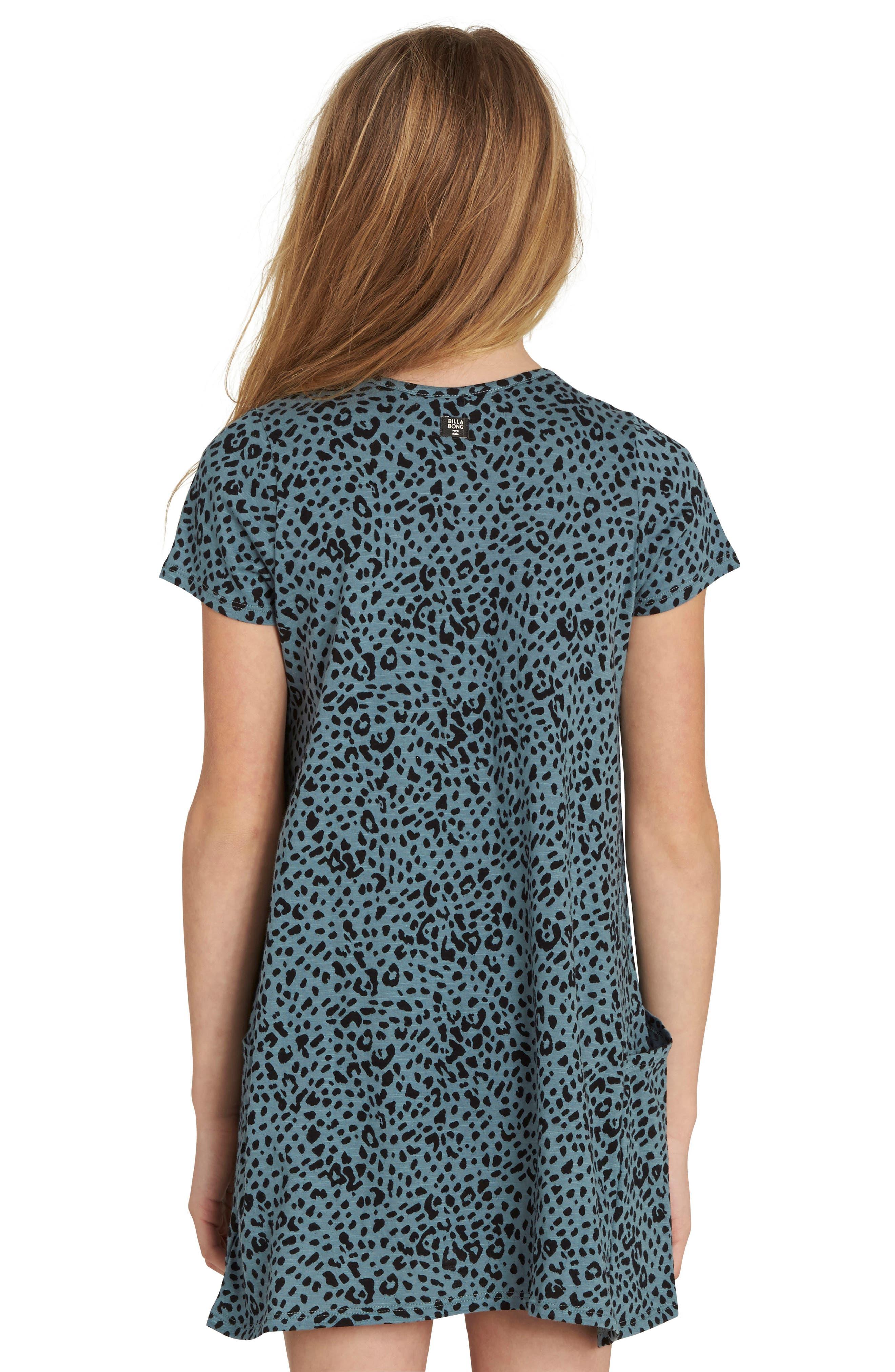 Told You T-Shirt Dress,                             Alternate thumbnail 2, color,                             Sugar Pine