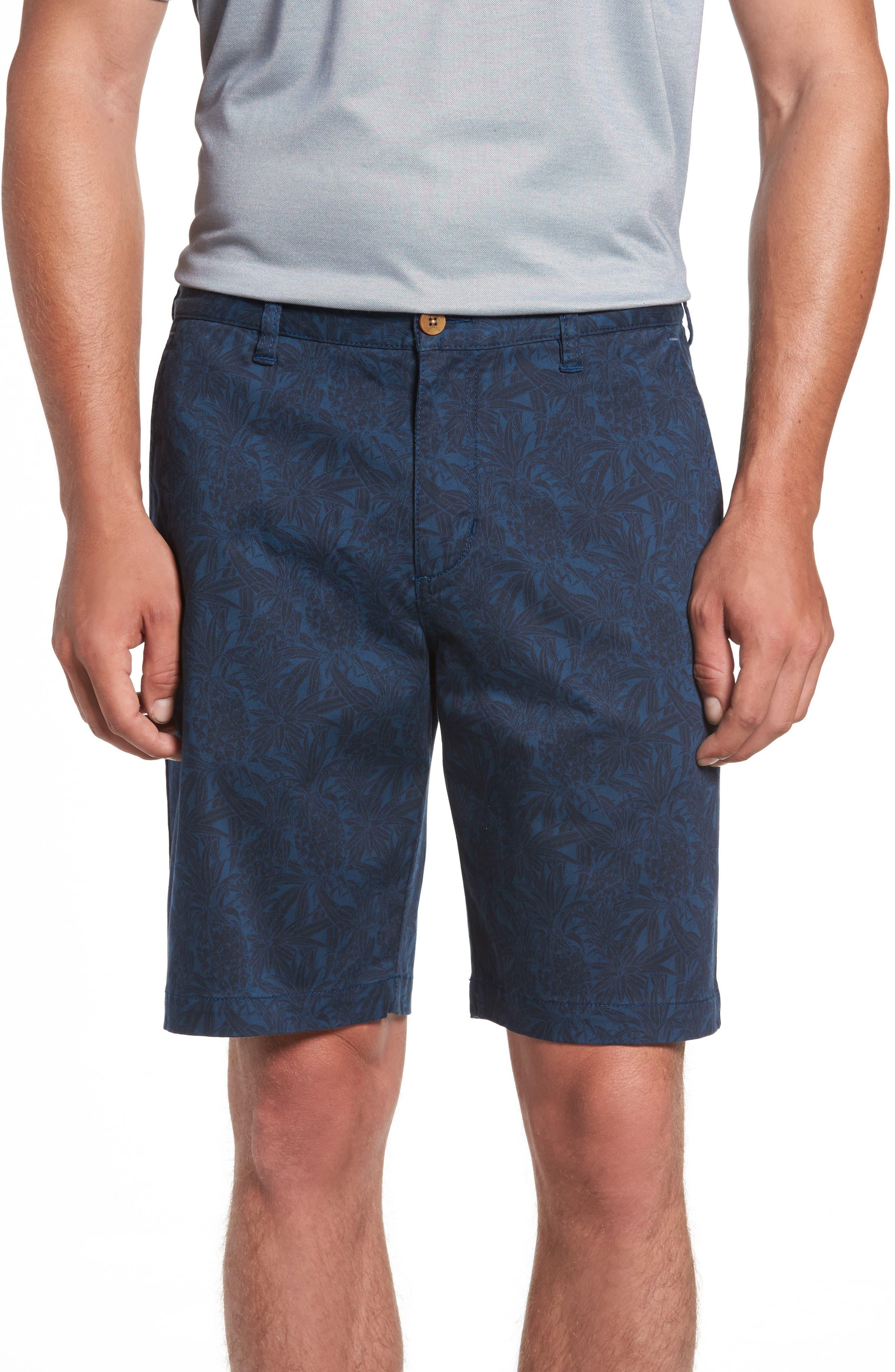 Tommy Bahama Camo Tropic Standard Fit Chino Shorts
