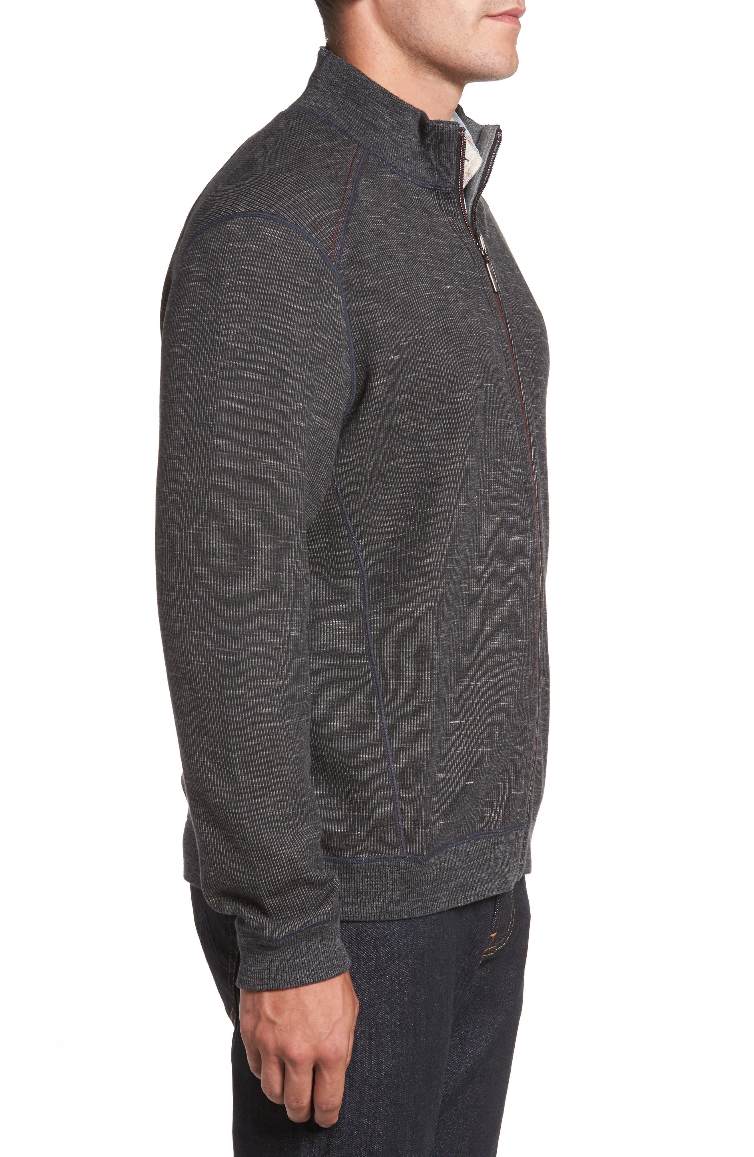 Alternate Image 3  - Tommy Bahama Flipsider Reversible Jacket