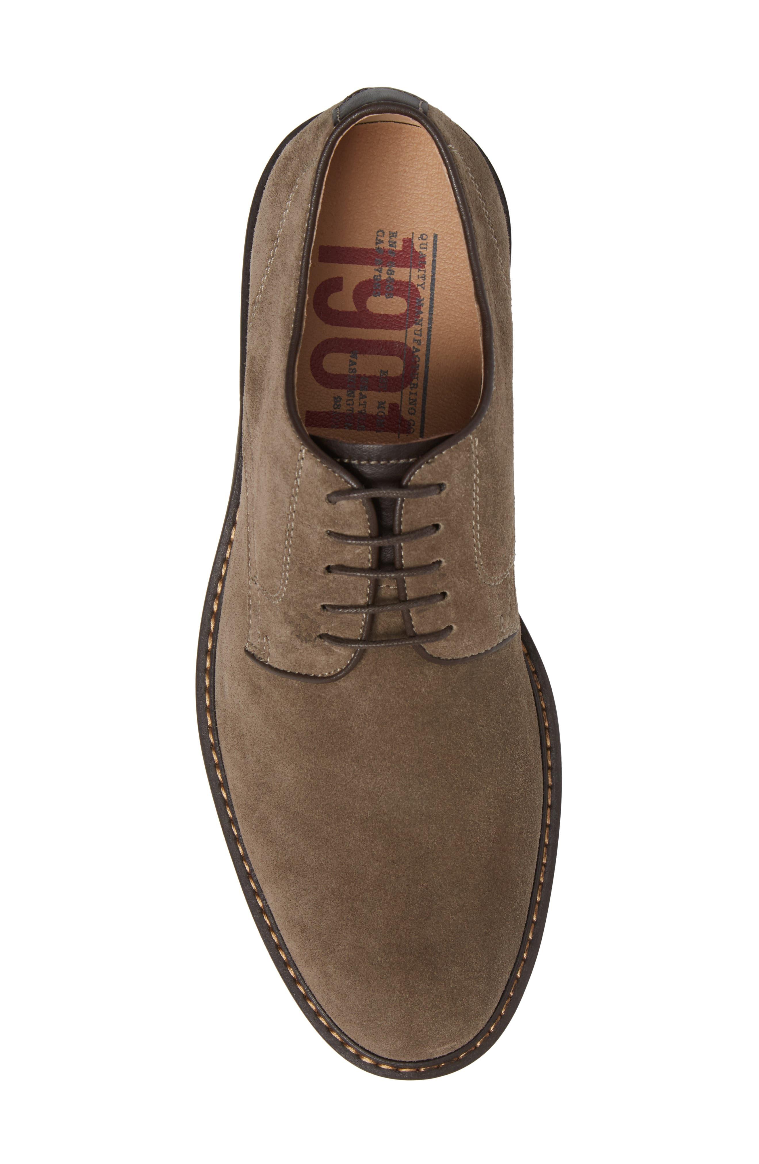 Alternate Image 5  - 1901 Byron Buck Shoe (Men)