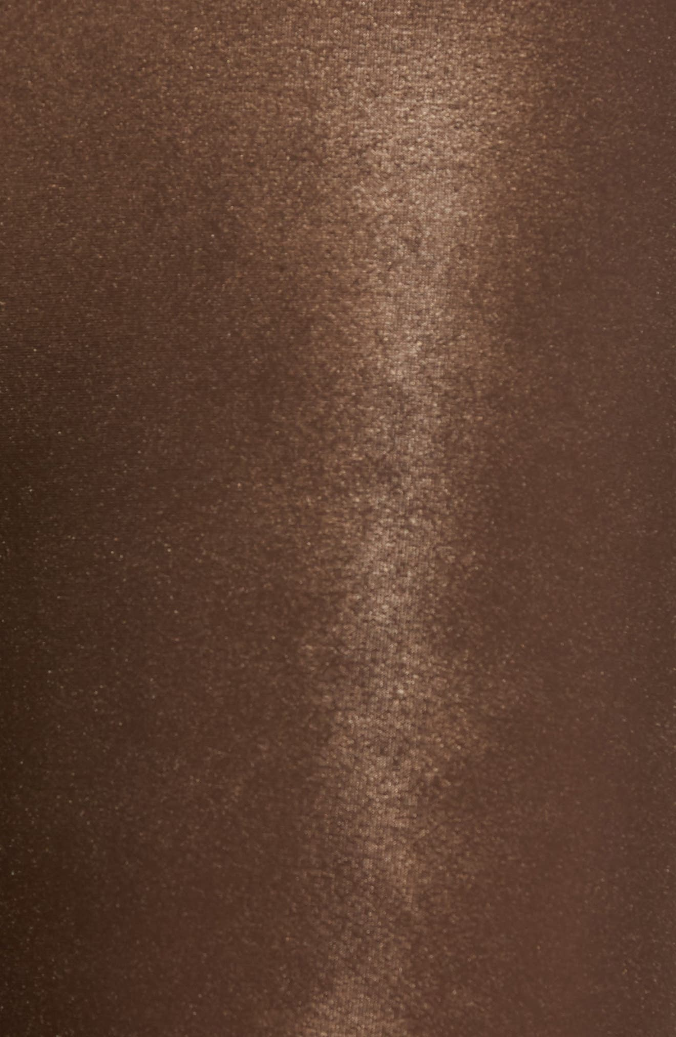 Alternate Image 4  - SPANX® Faux Leather Leggings