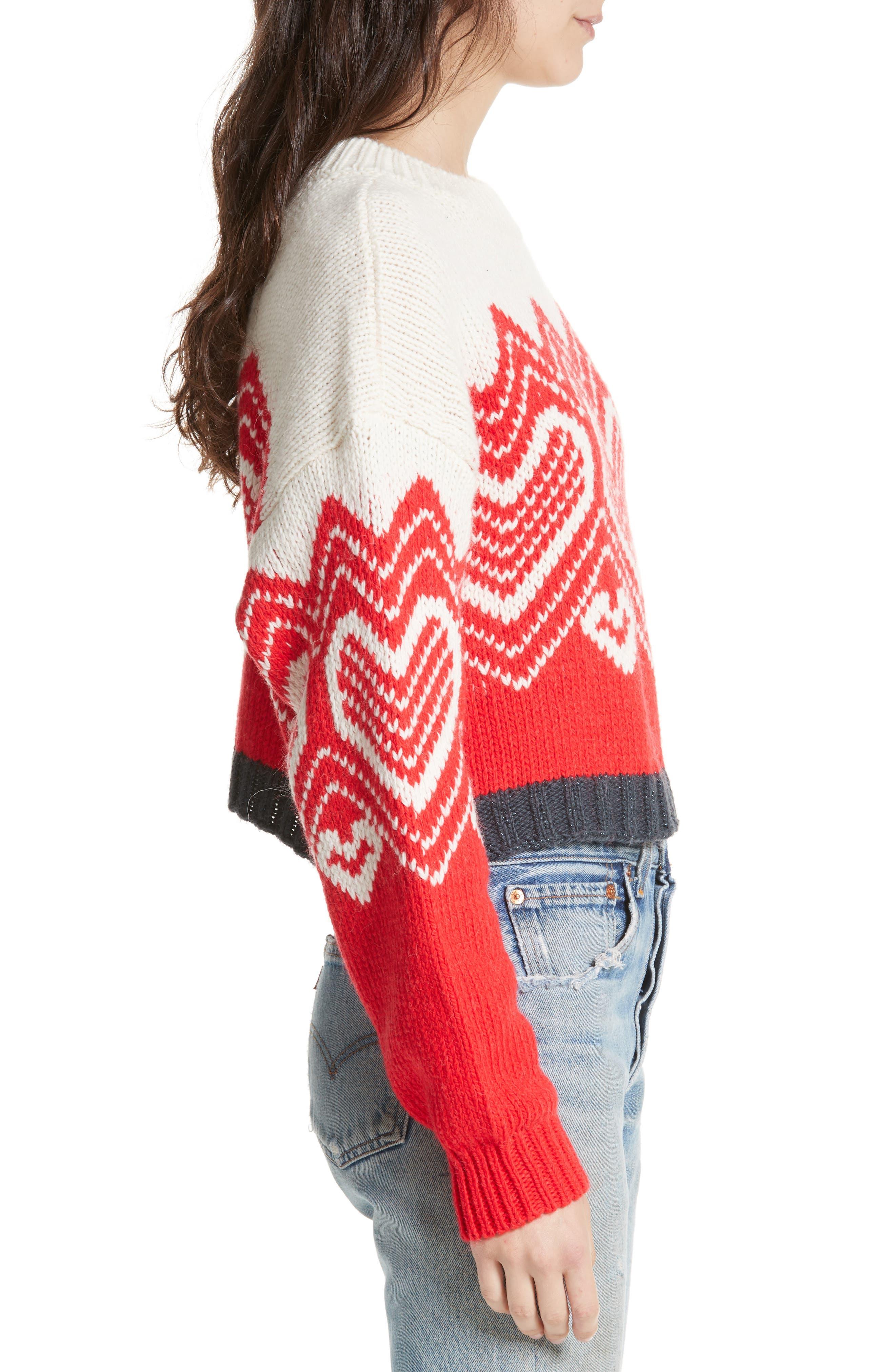 Alternate Image 3  - Free People I Heart You Sweater