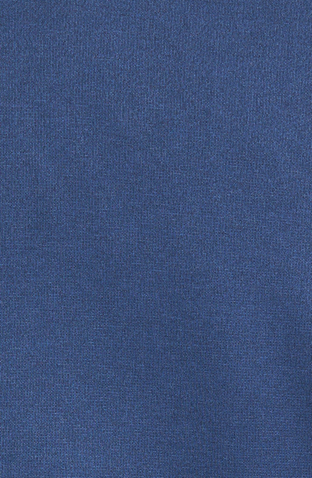 Alternate Image 5  - Peter Millar Cameron Hybrid Half Zip Pullover