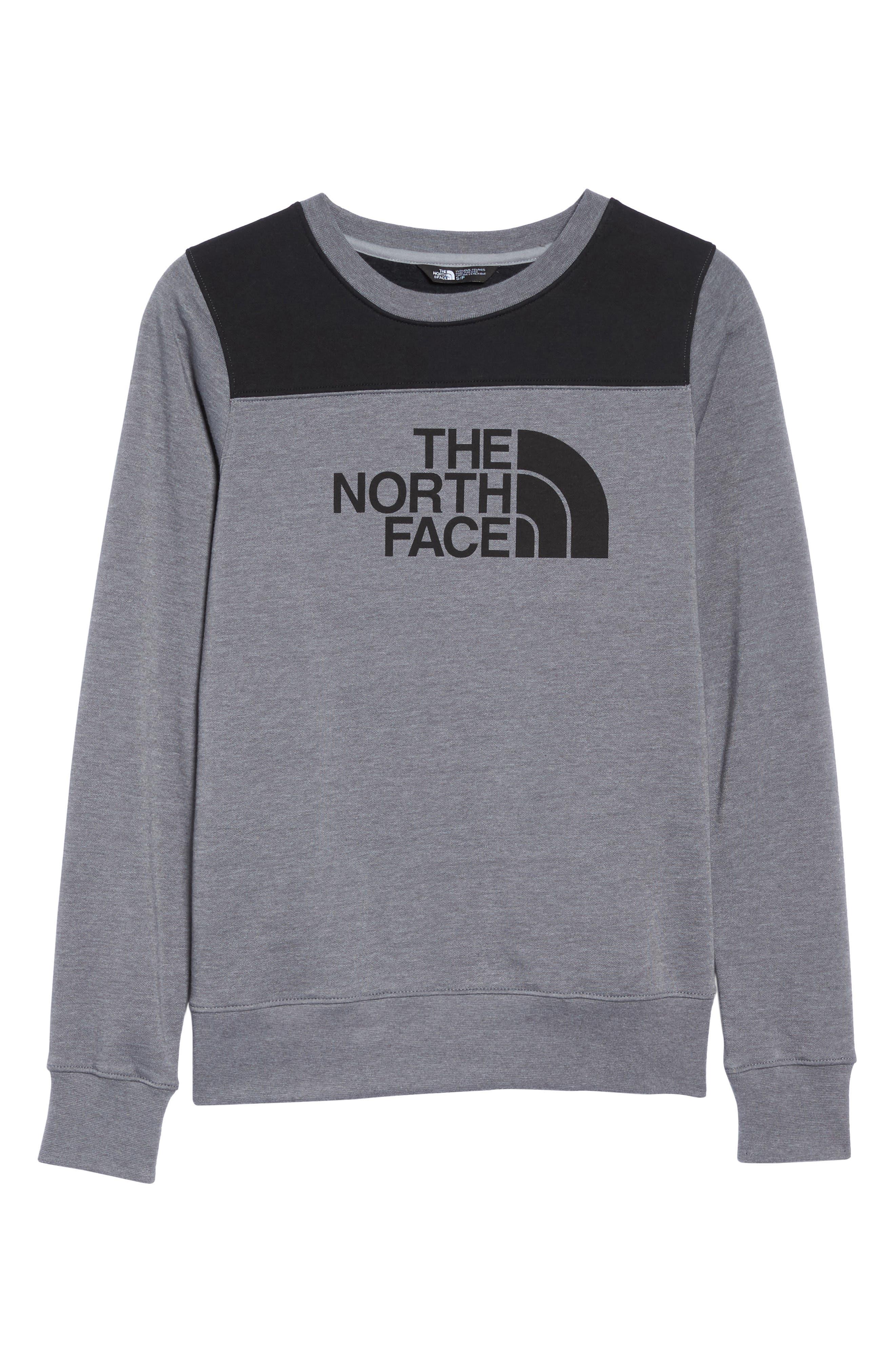 Alternate Image 7  - The North Face Half Dome Sweatshirt