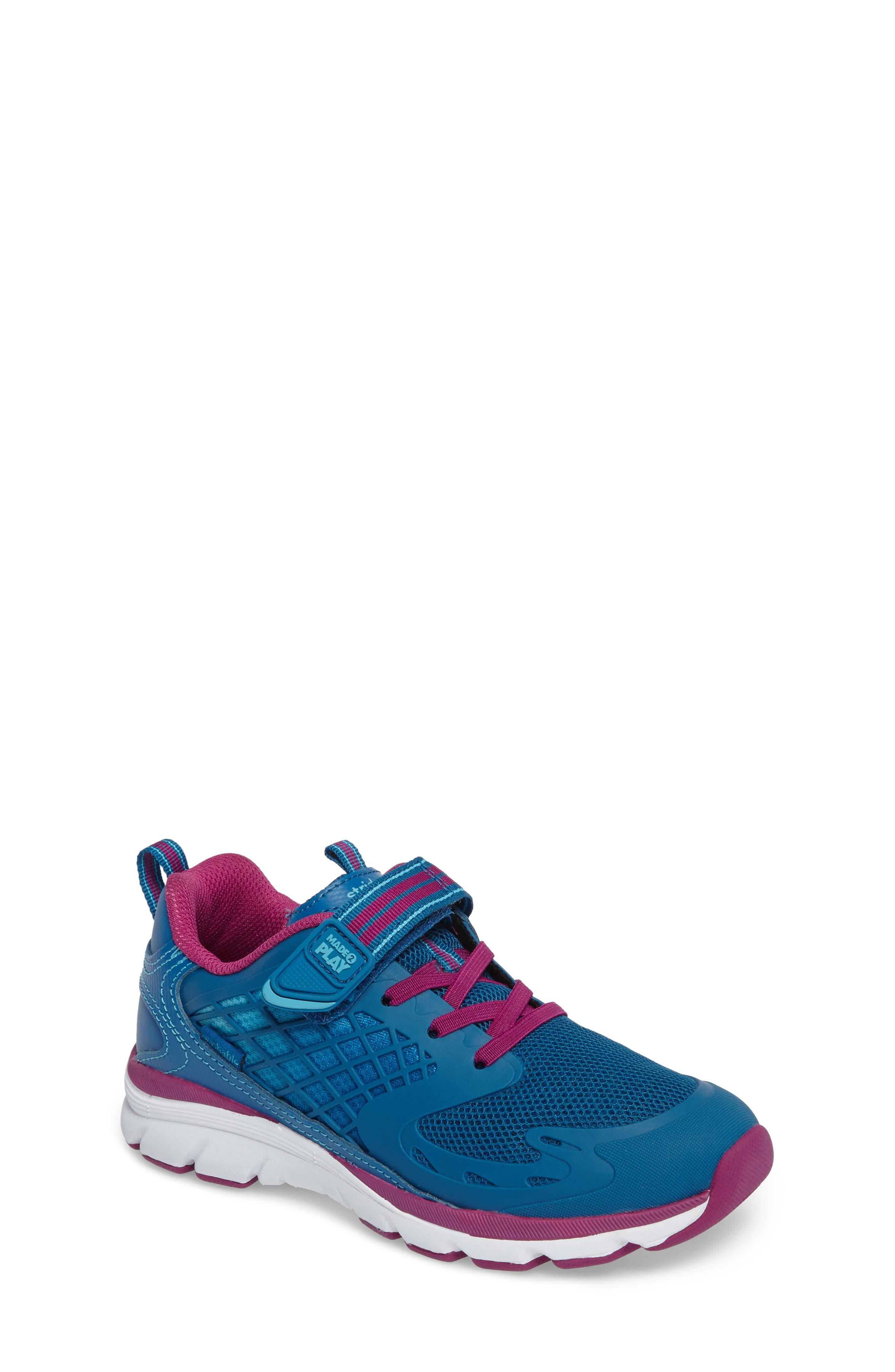 Alternate Image 1 Selected - Stride Rite Made 2 Play® Cannan Sneaker (Baby, Walker, Toddler & Little Kid)