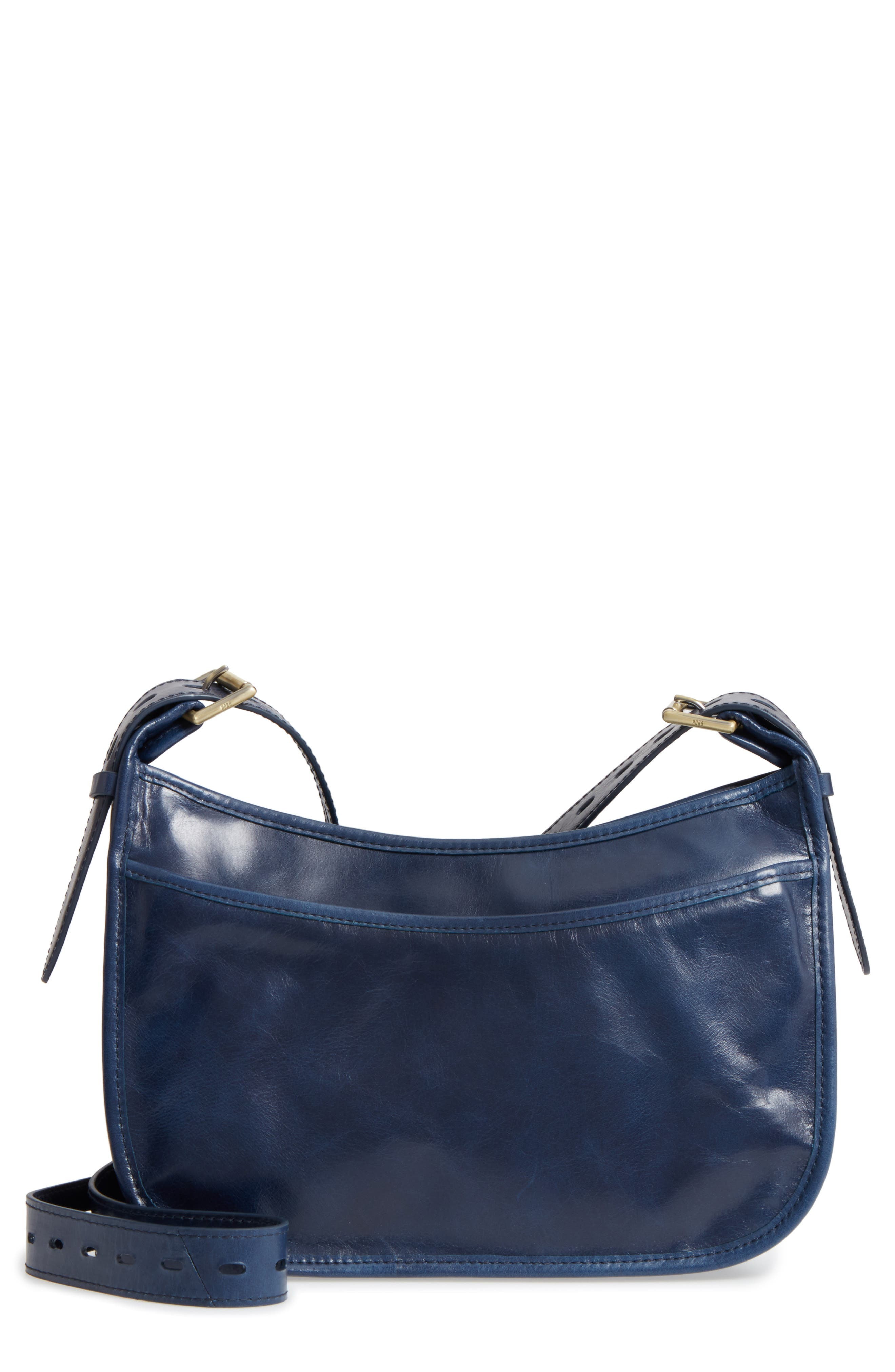 HOBO Chase Calfskin Leather Crossbody Bag