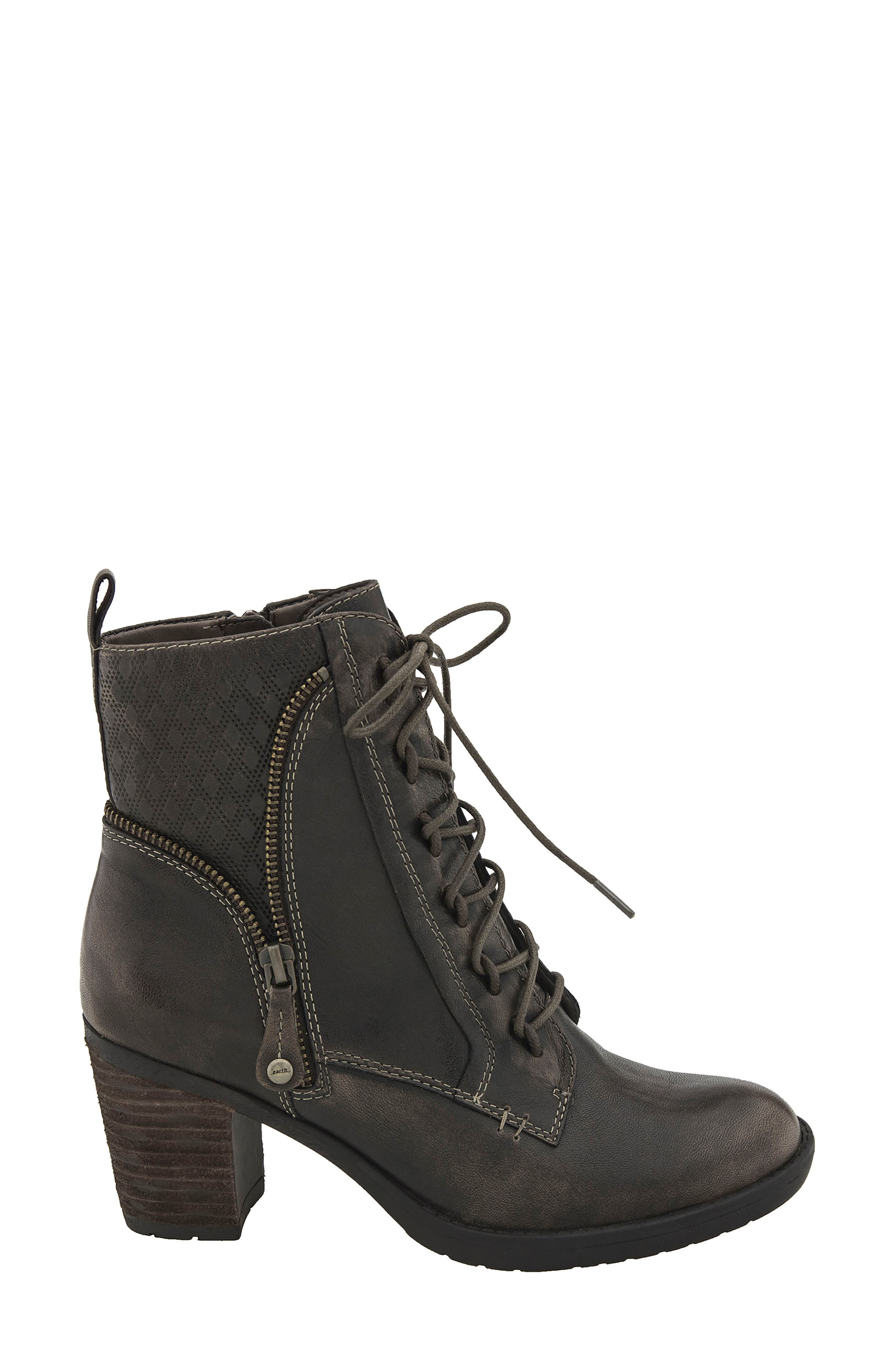 Alternate Image 3  - Earth® Missoula Lace-Up Boot (Women)